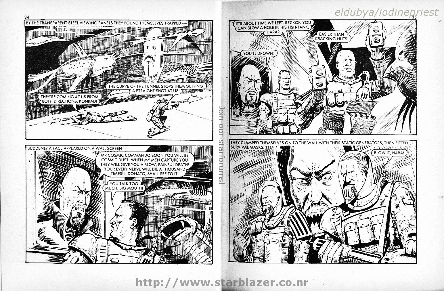 Starblazer issue 119 - Page 19