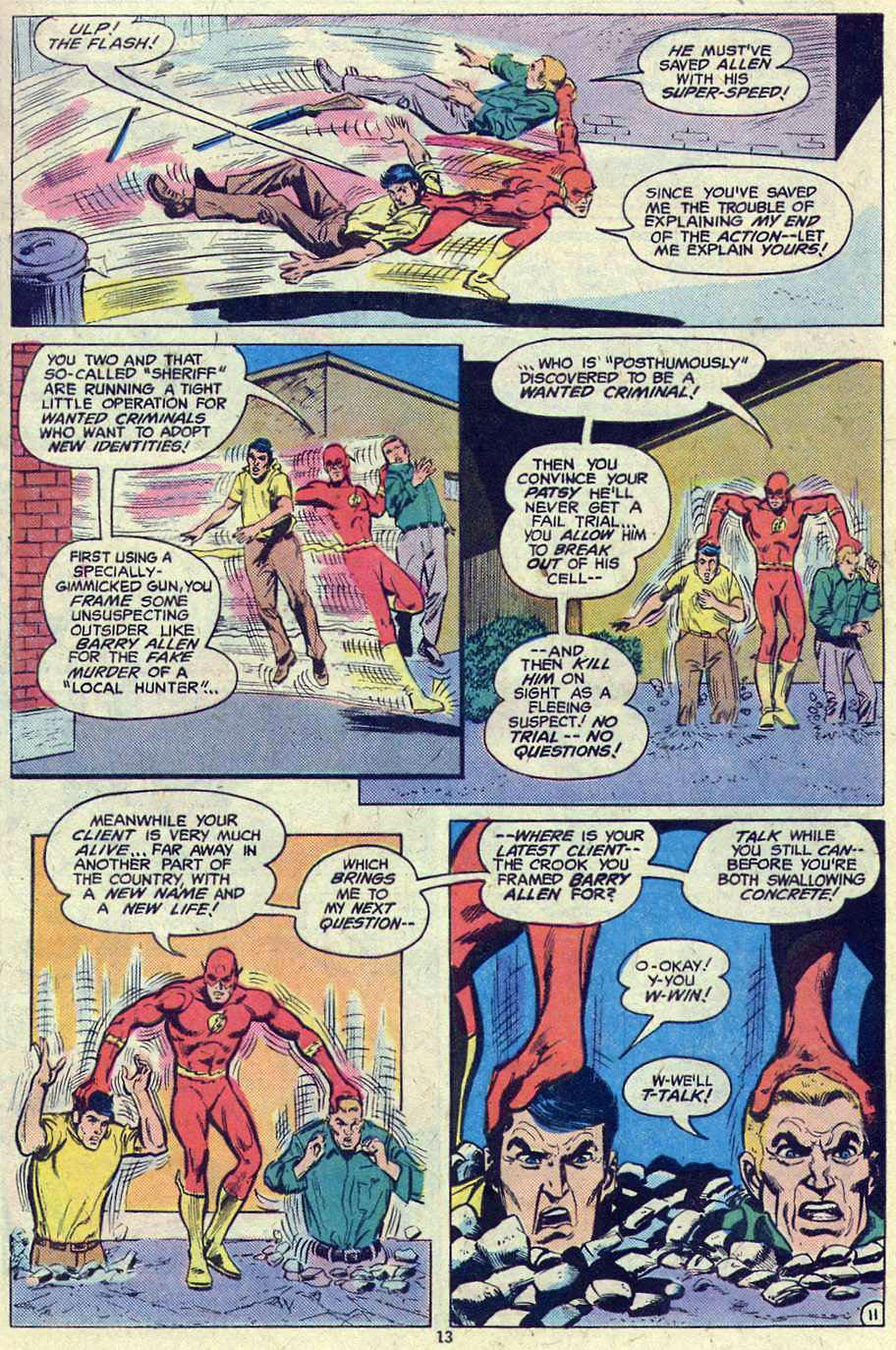 Read online Adventure Comics (1938) comic -  Issue #461 - 13