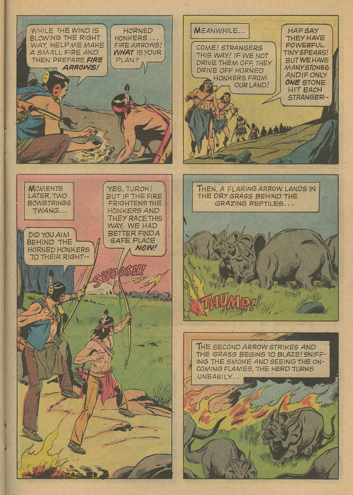 Read online Turok, Son of Stone comic -  Issue #79 - 25