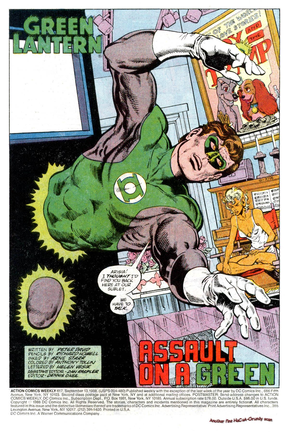 Action Comics (1938) 617 Page 2