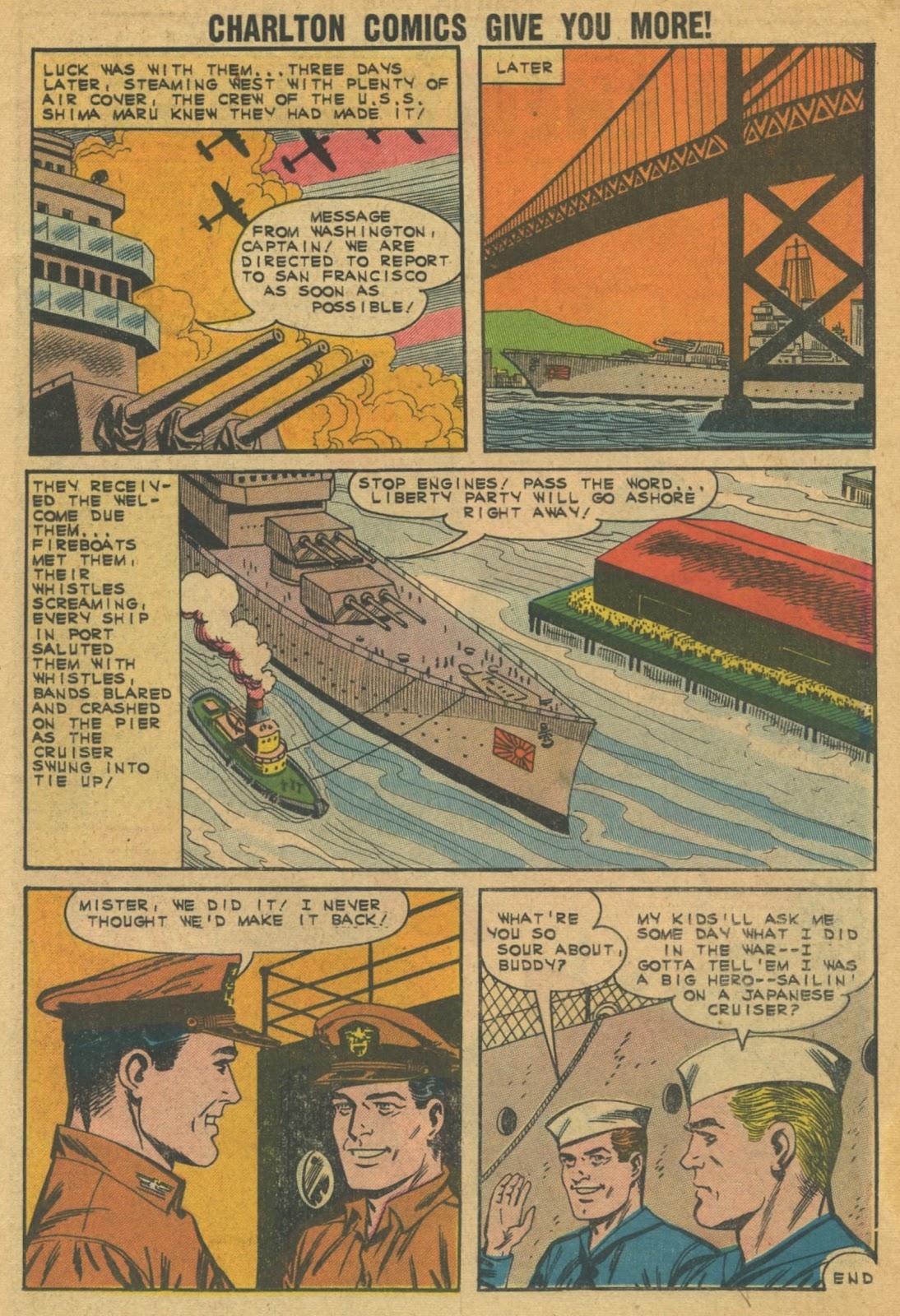 Read online Fightin' Navy comic -  Issue #103 - 11