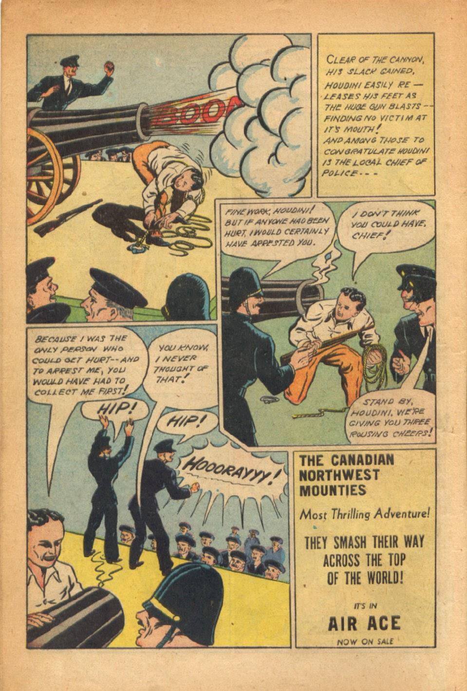 Read online Super-Magician Comics comic -  Issue #54 - 9