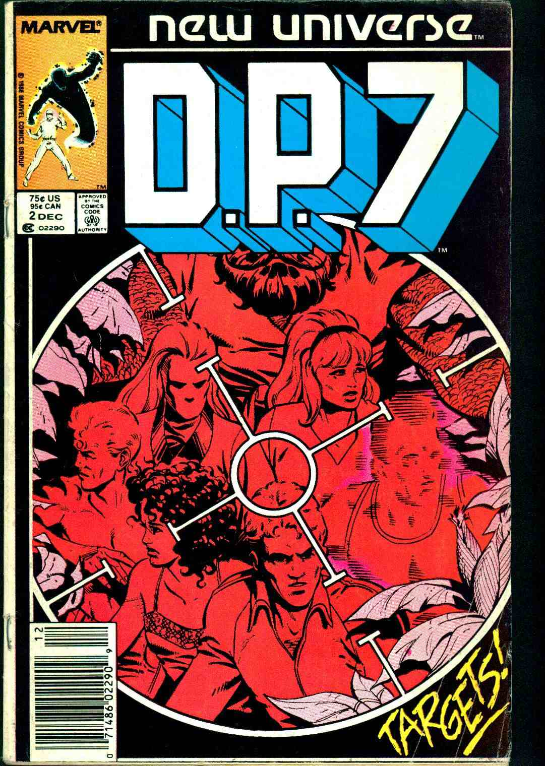 Read online DP7 comic -  Issue #2 - 1