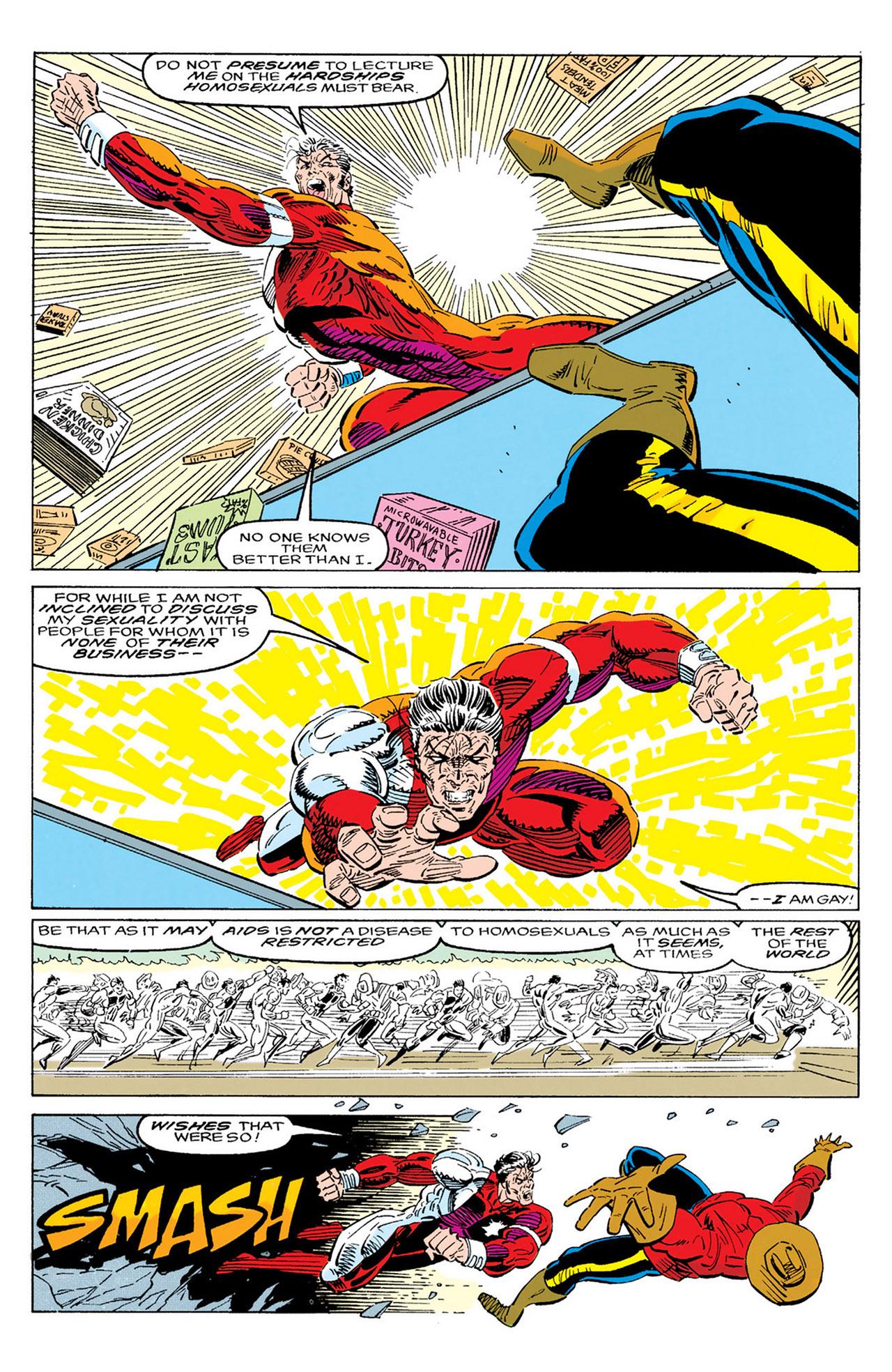 Read online Astonishing X-Men (2004) comic -  Issue # _Annual 1 - 30