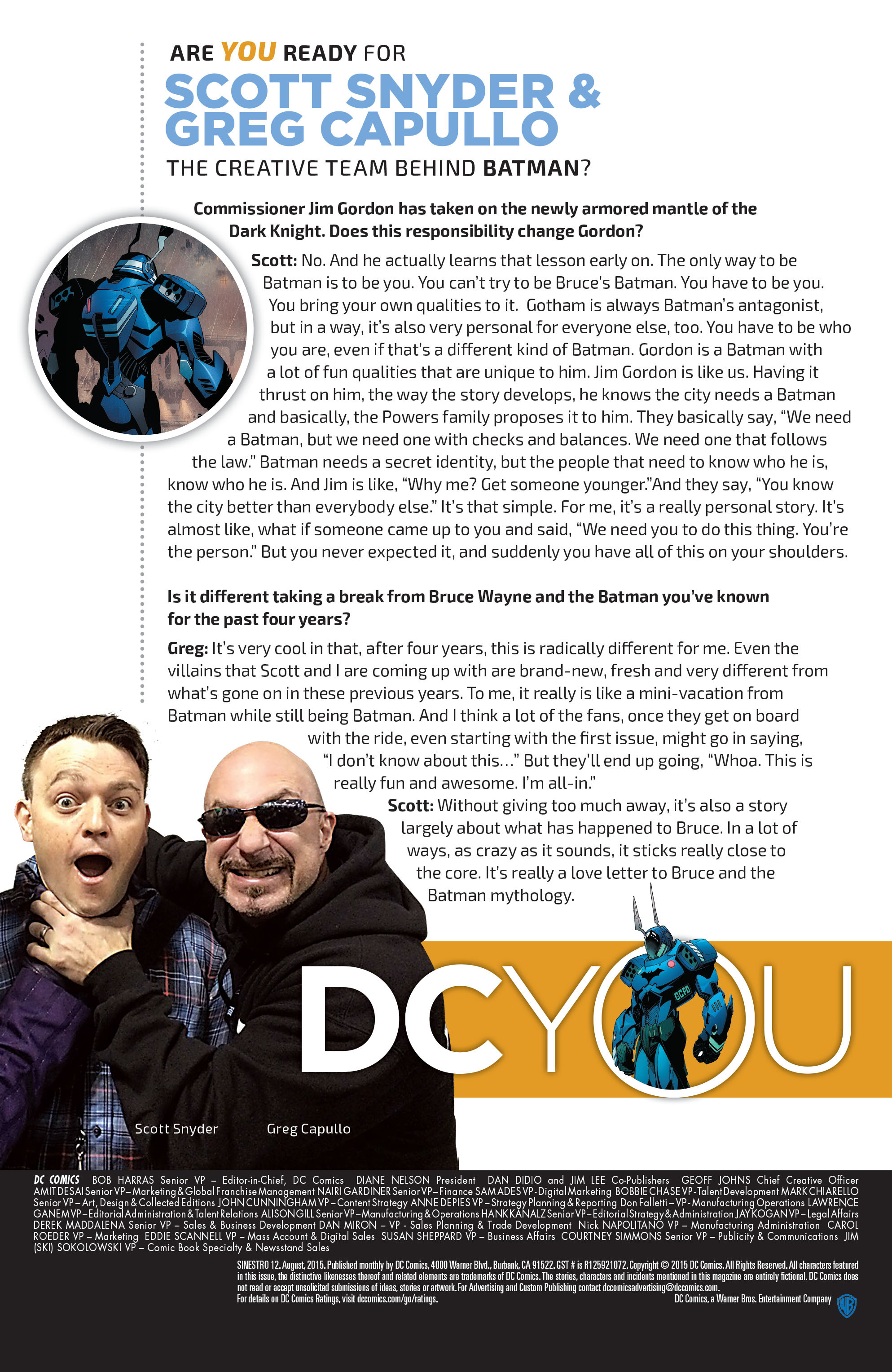 Read online Sinestro comic -  Issue #12 - 26
