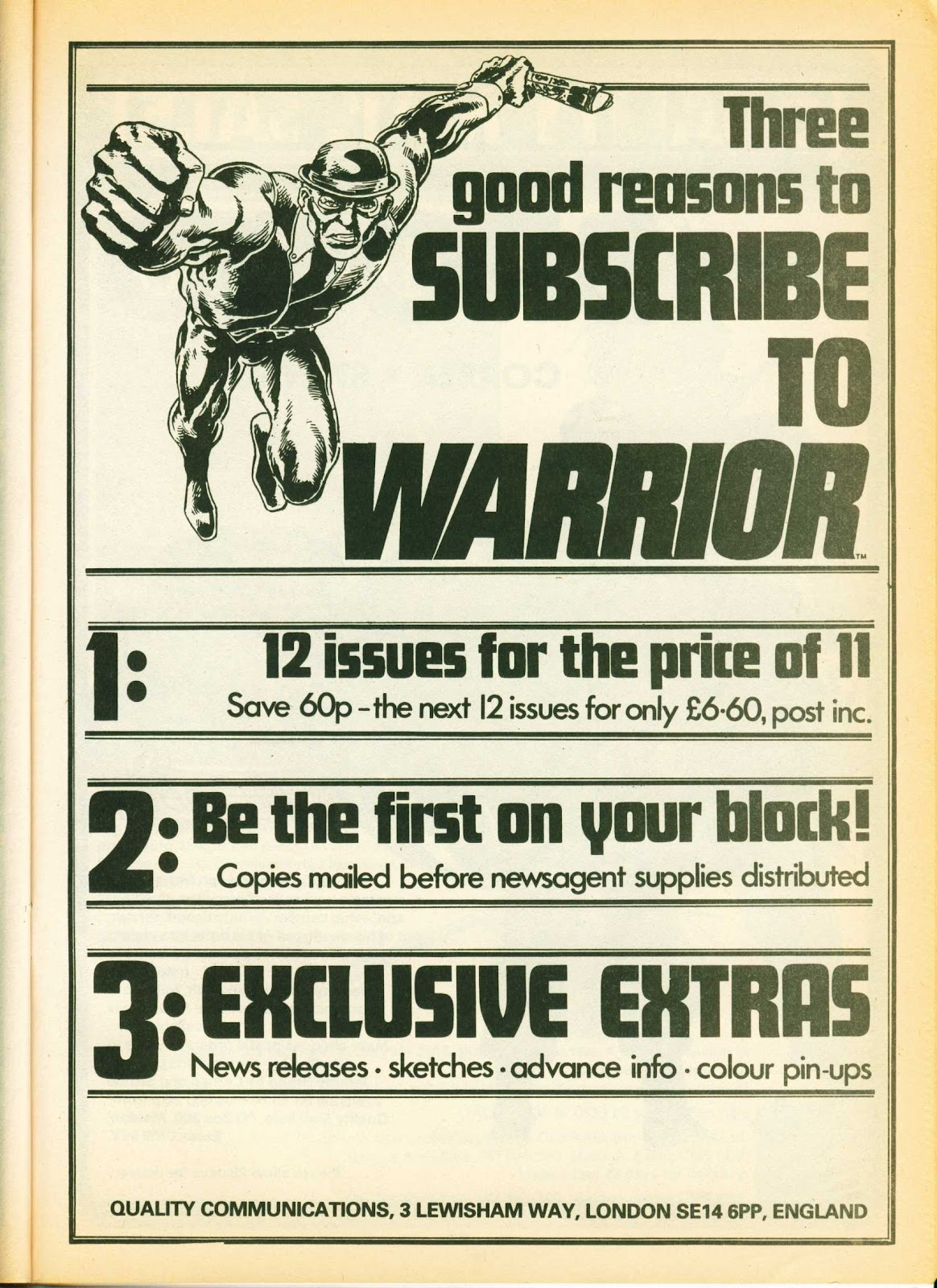 Warrior Issue #11 #12 - English 39
