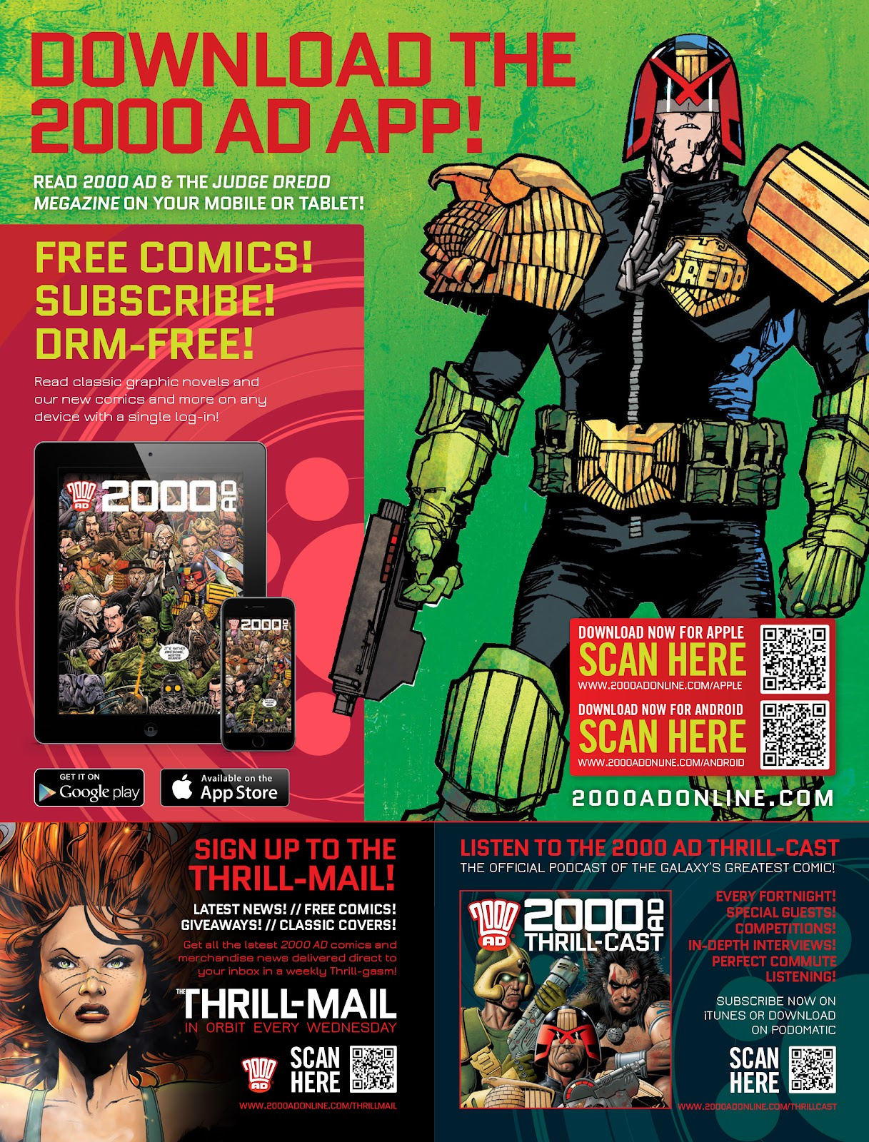 Judge Dredd Megazine (Vol. 5) Issue #382 #181 - English 36