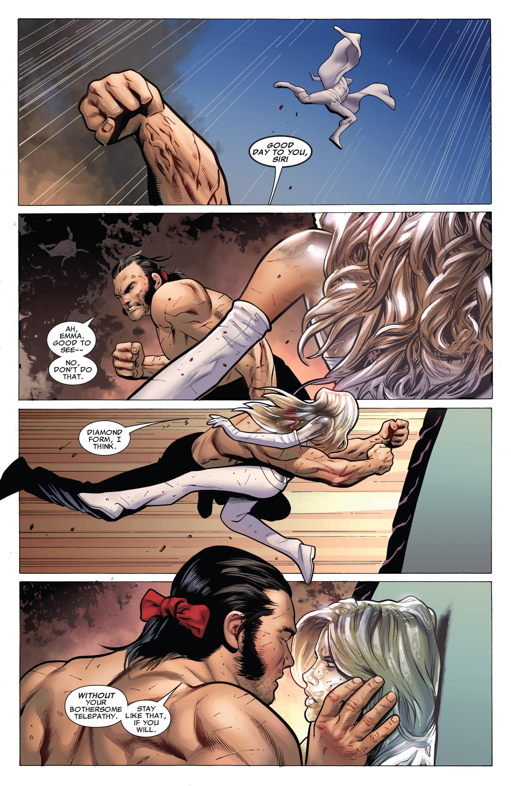 Read online Uncanny X-Men (1963) comic -  Issue #532 - 23