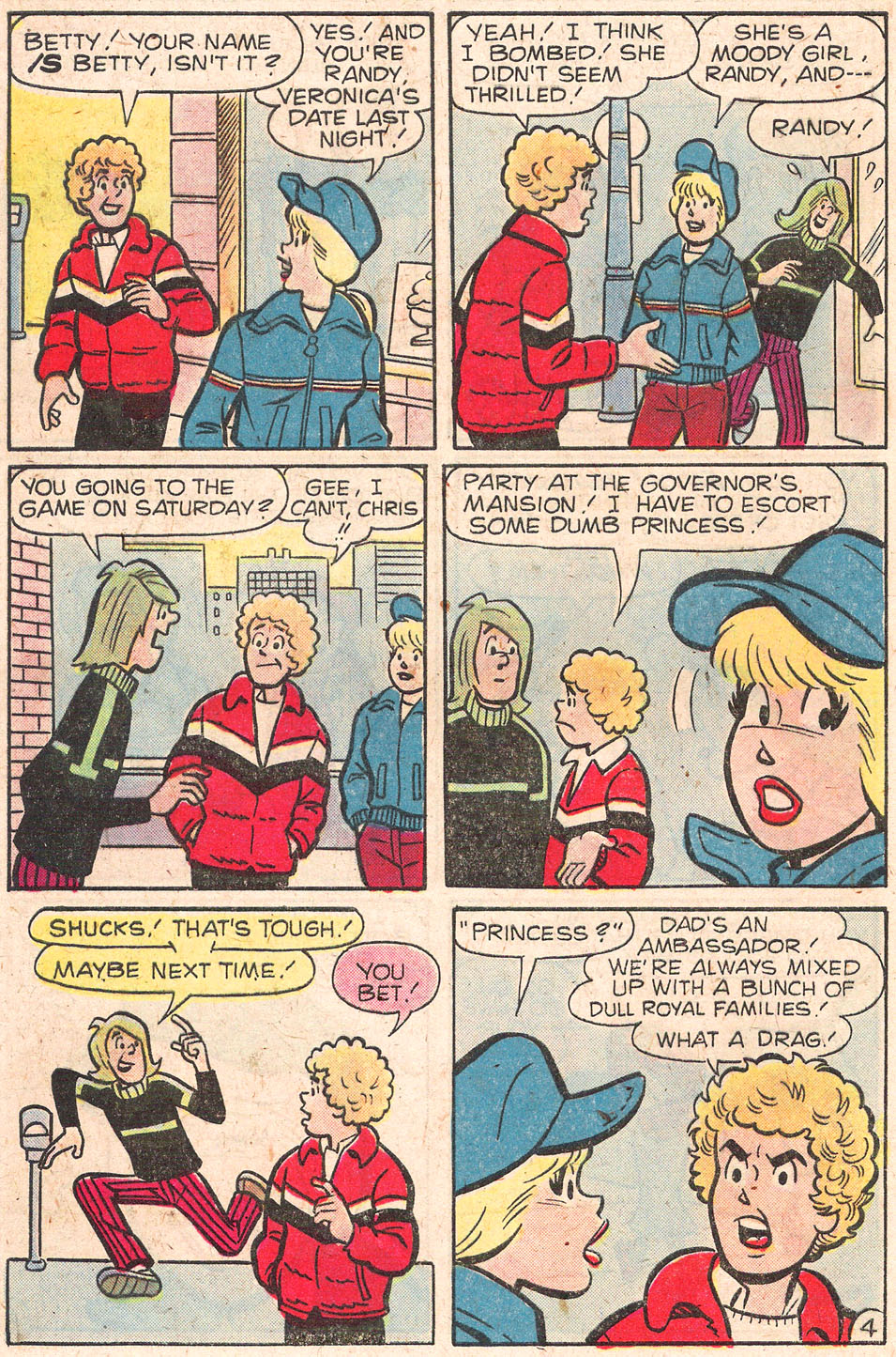 Read online Archie's Girls Betty and Veronica comic -  Issue #279 - 32