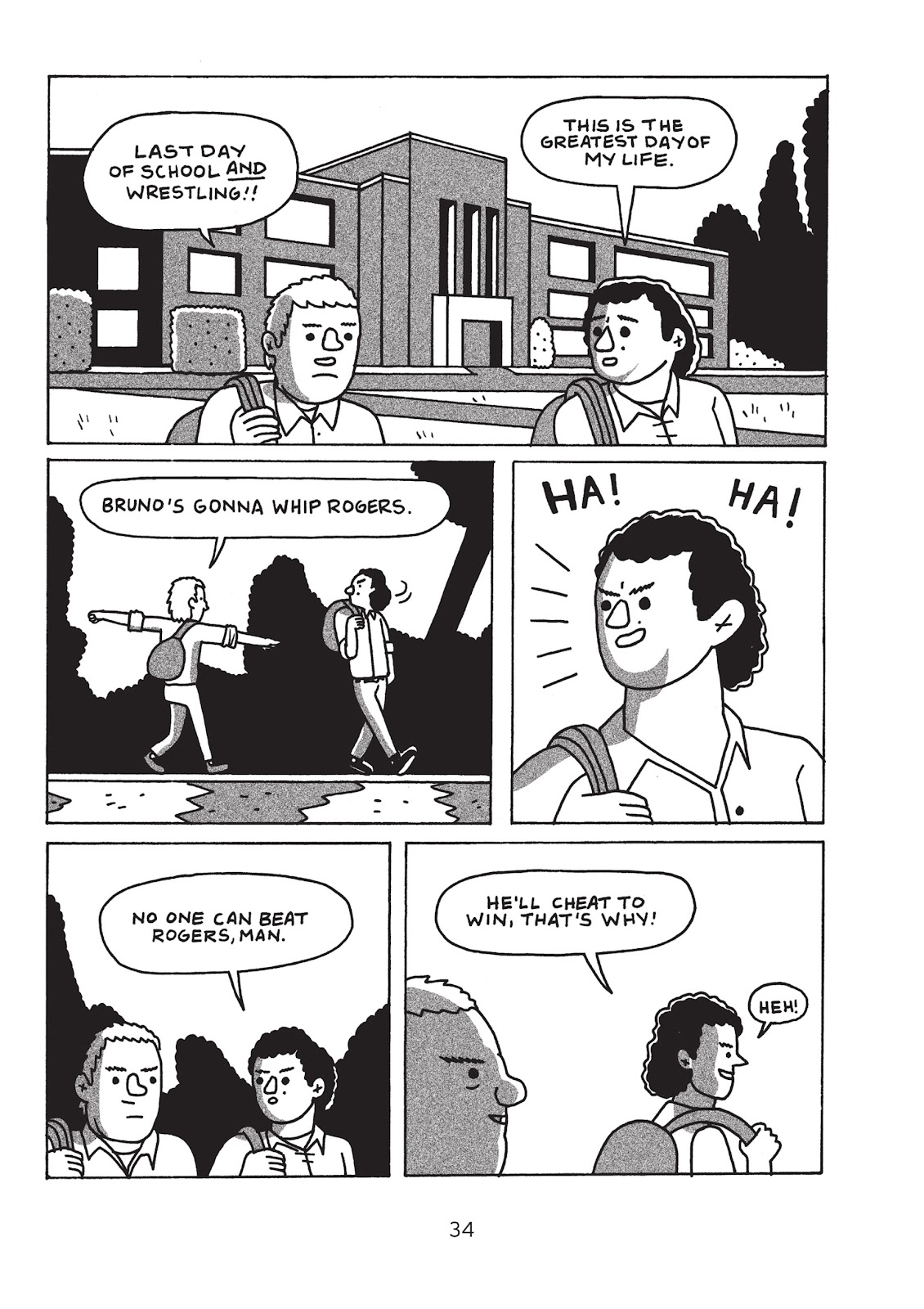 Read online Is This Guy For Real?: The Unbelievable Andy Kaufman comic -  Issue # TPB (Part 1) - 39