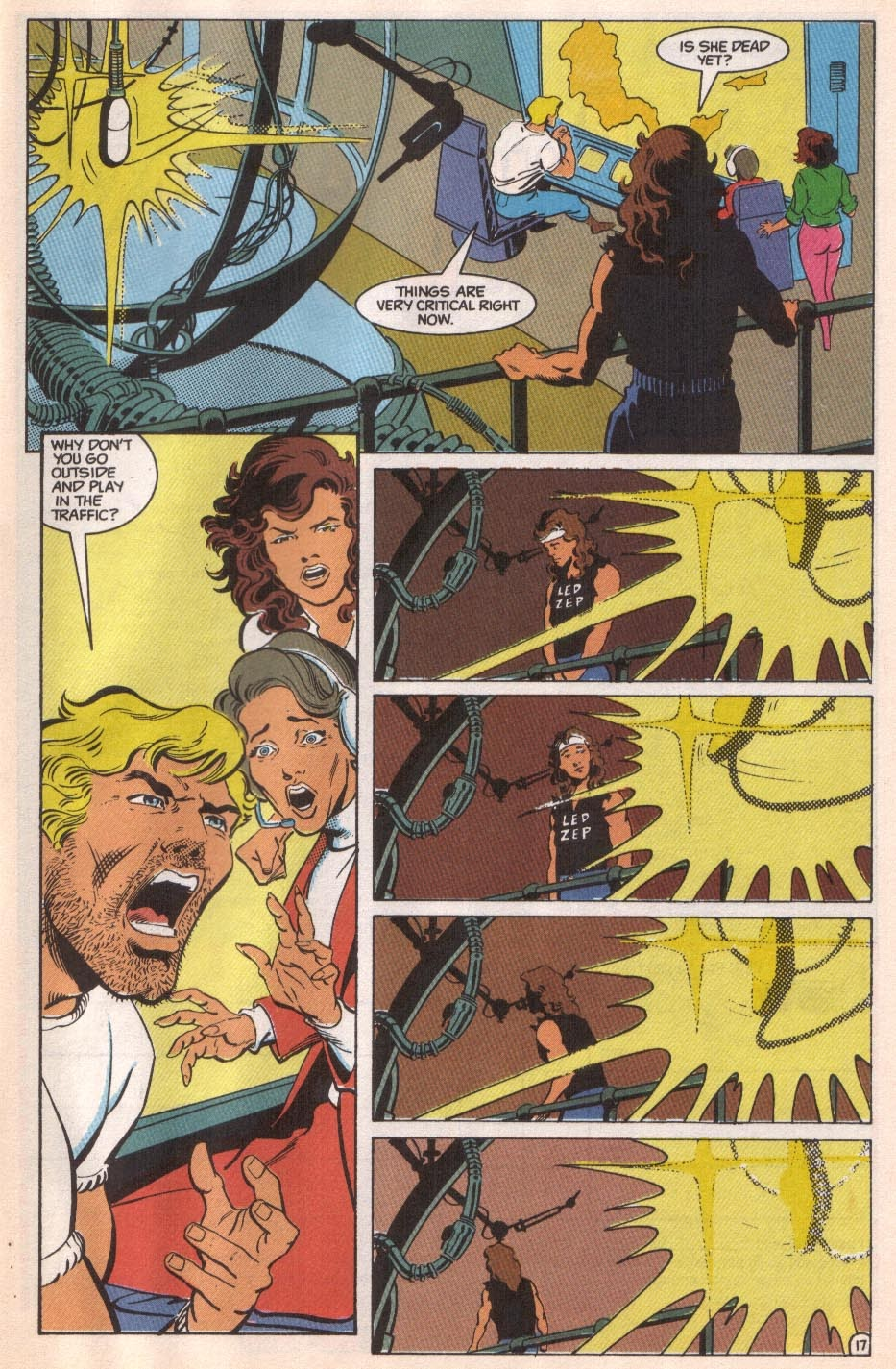 Time Masters issue 5 - Page 21