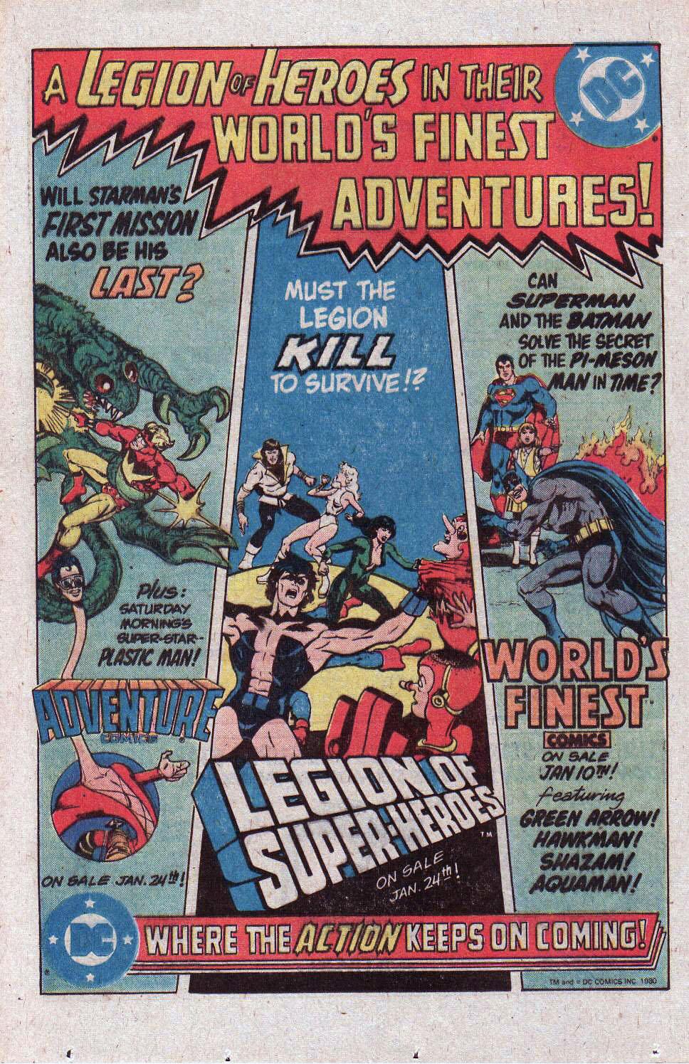 Read online Adventure Comics (1938) comic -  Issue #470 - 24