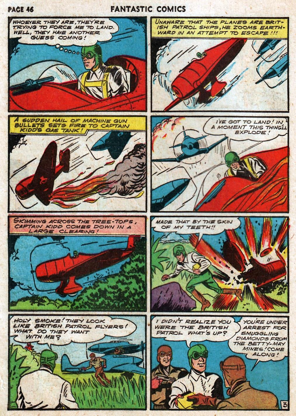 Read online Fantastic Comics comic -  Issue #17 - 47