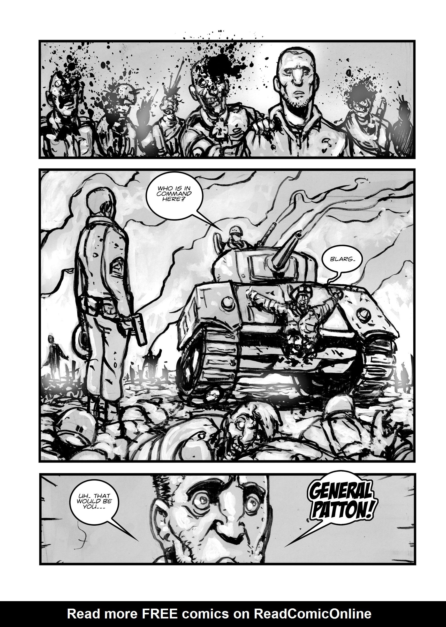 Read online FUBAR comic -  Issue #1 - 148