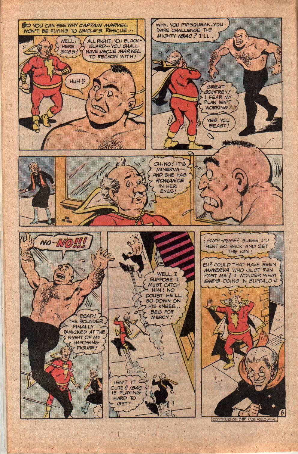 Read online Shazam! (1973) comic -  Issue #29 - 12