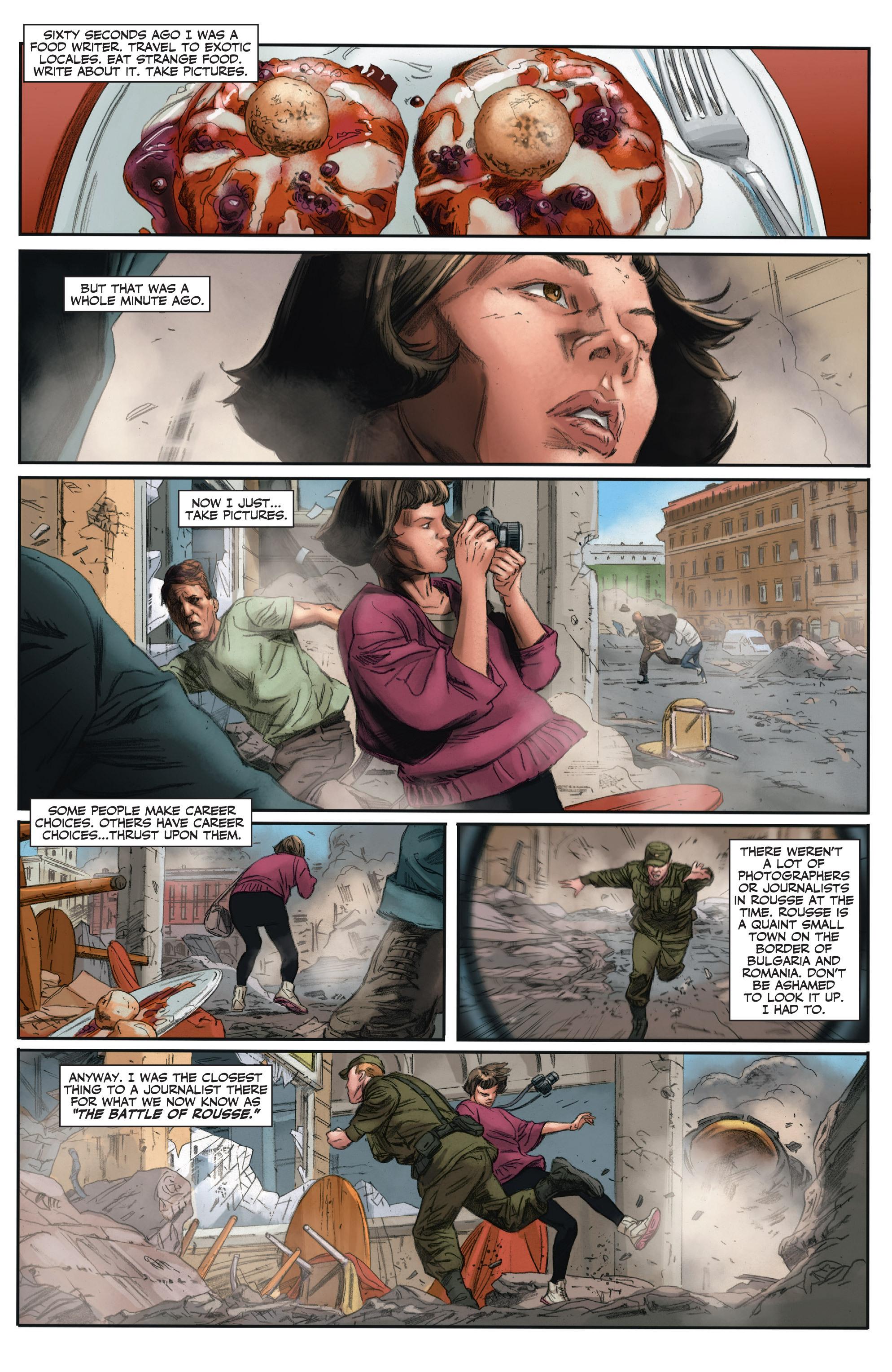 Read online Shadowman (2012) comic -  Issue #11 - 26