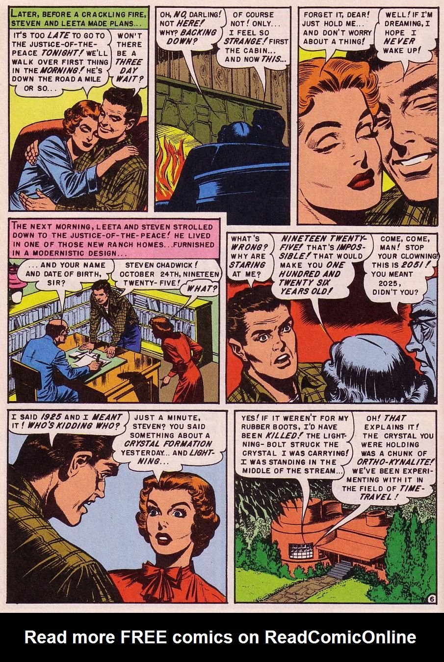 Weird Fantasy (1951) issue 10 - Page 16