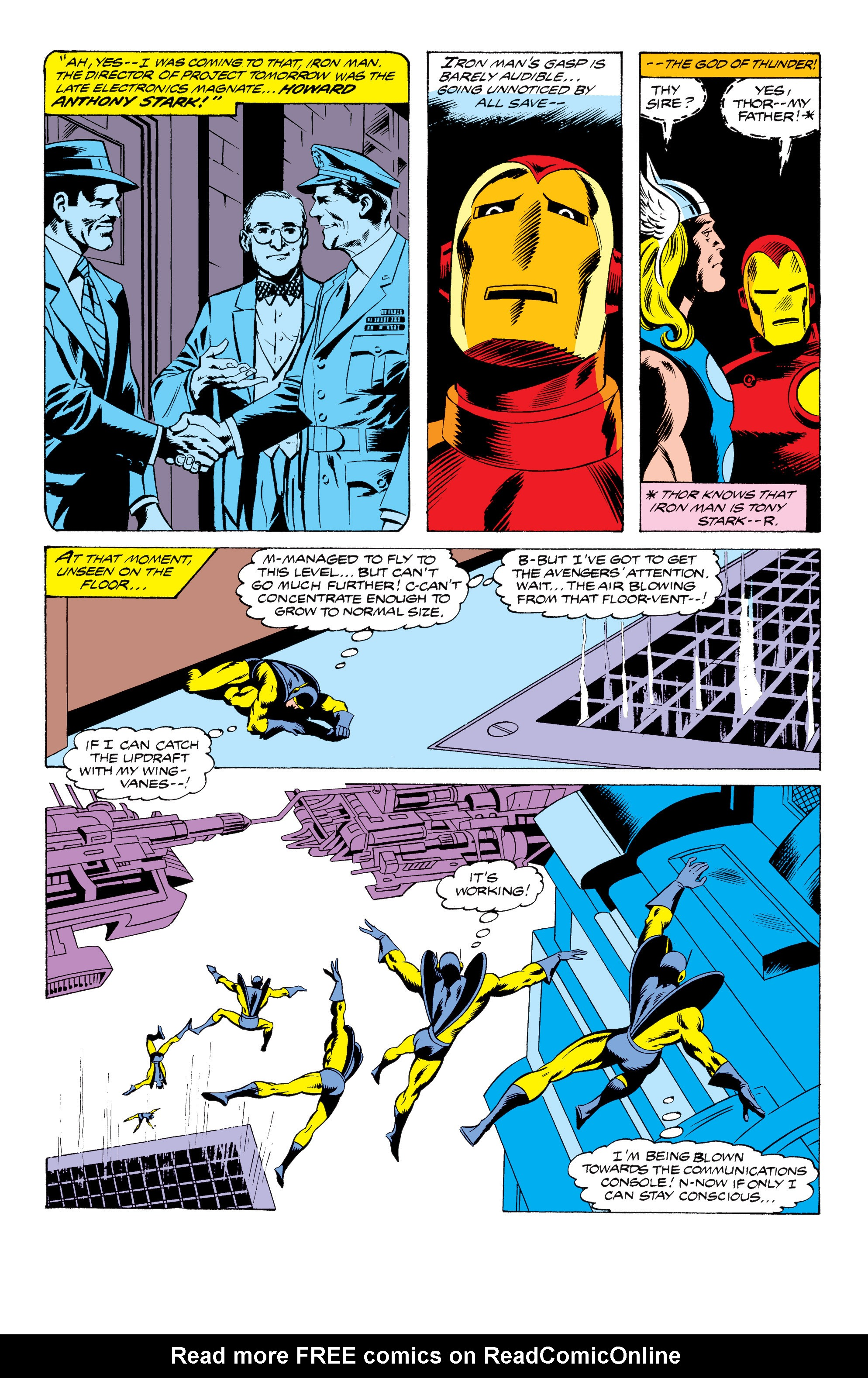 The Avengers (1963) _Annual_9 Page 14