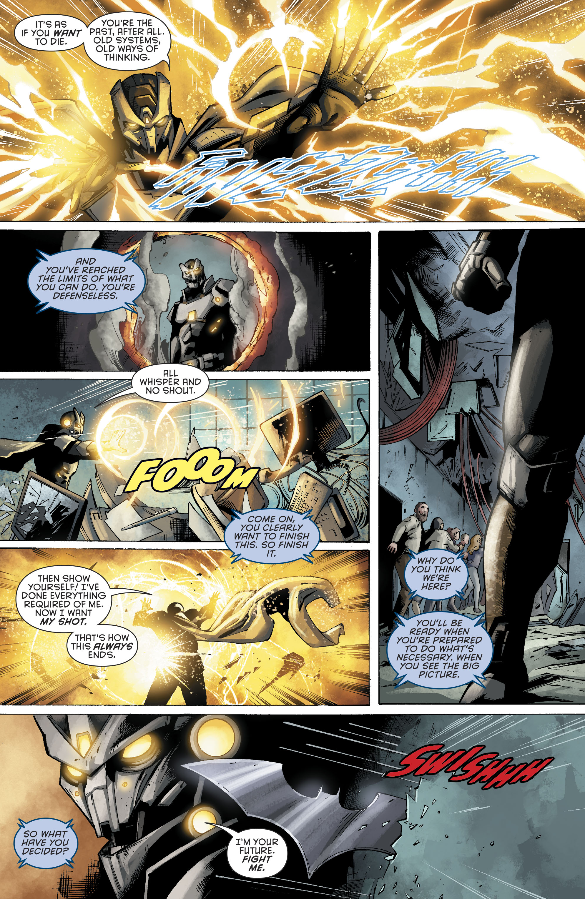 Read online Detective Comics (2016) comic -  Issue #957 - 16