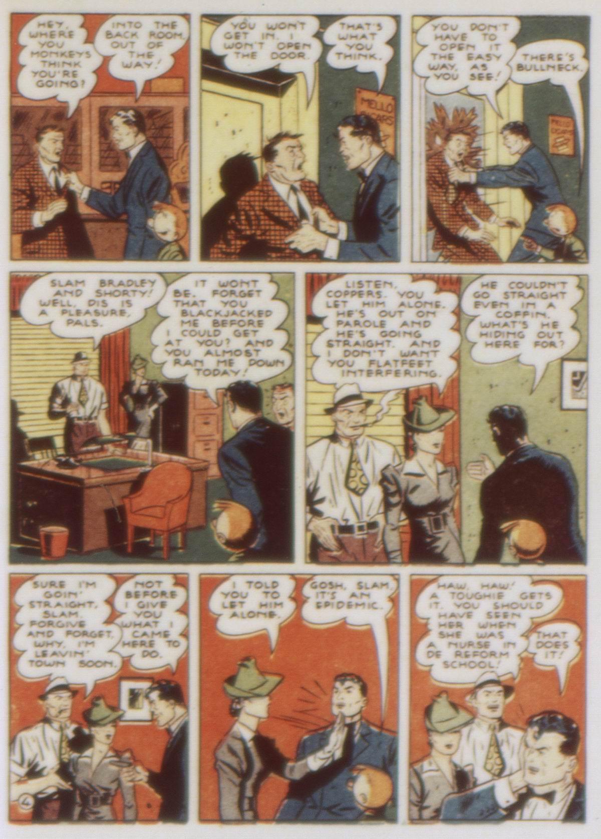 Read online Detective Comics (1937) comic -  Issue #58 - 61