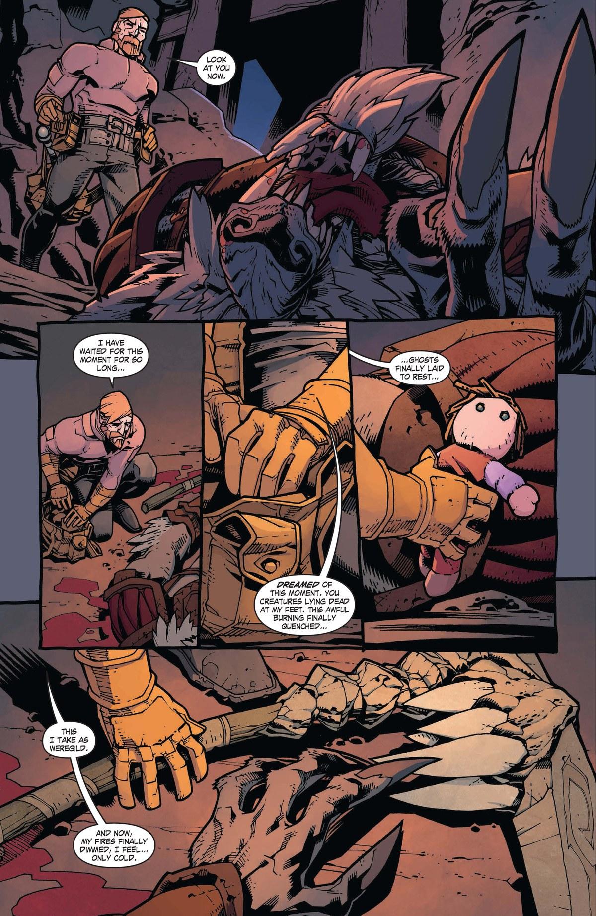 Read online World of Warcraft: Dark Riders comic -  Issue # Full - 82