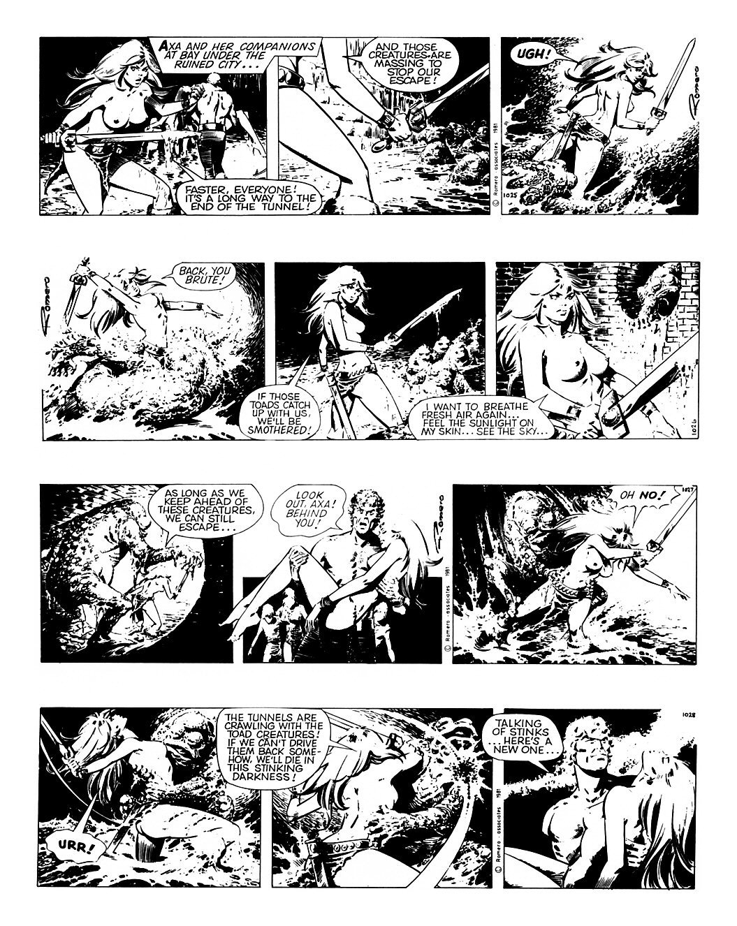 Axa issue 5 - Page 22