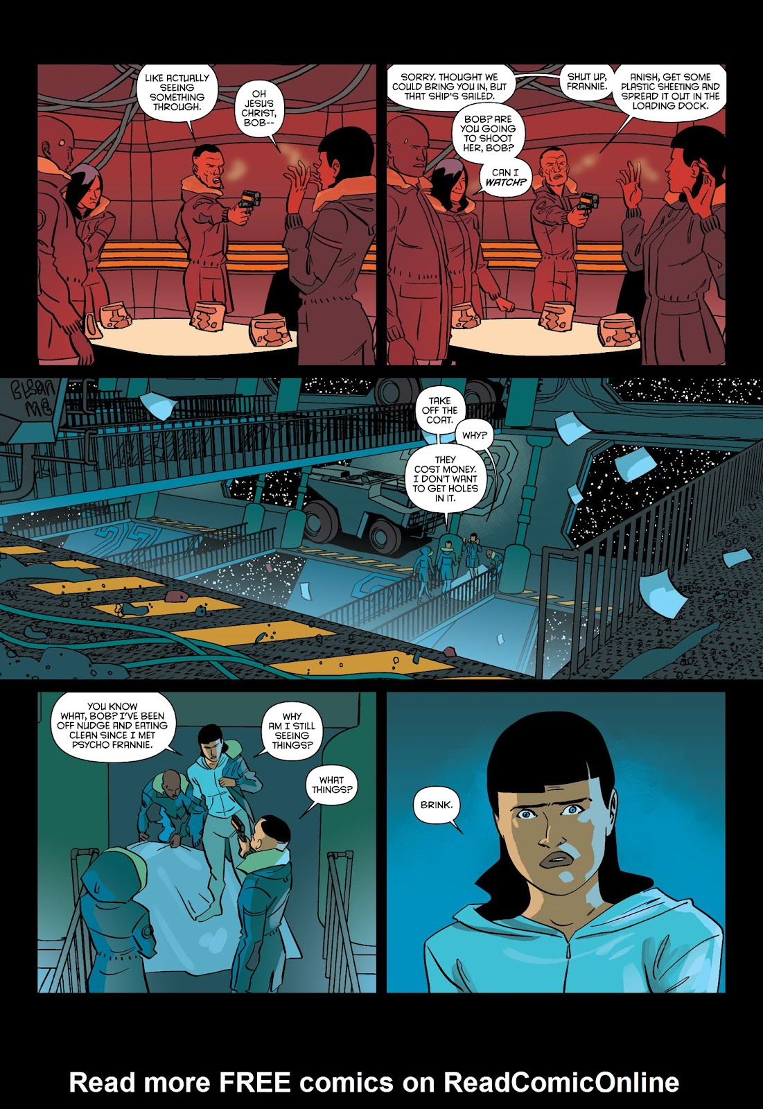 Read online Brink comic -  Issue # TPB 1 - 70