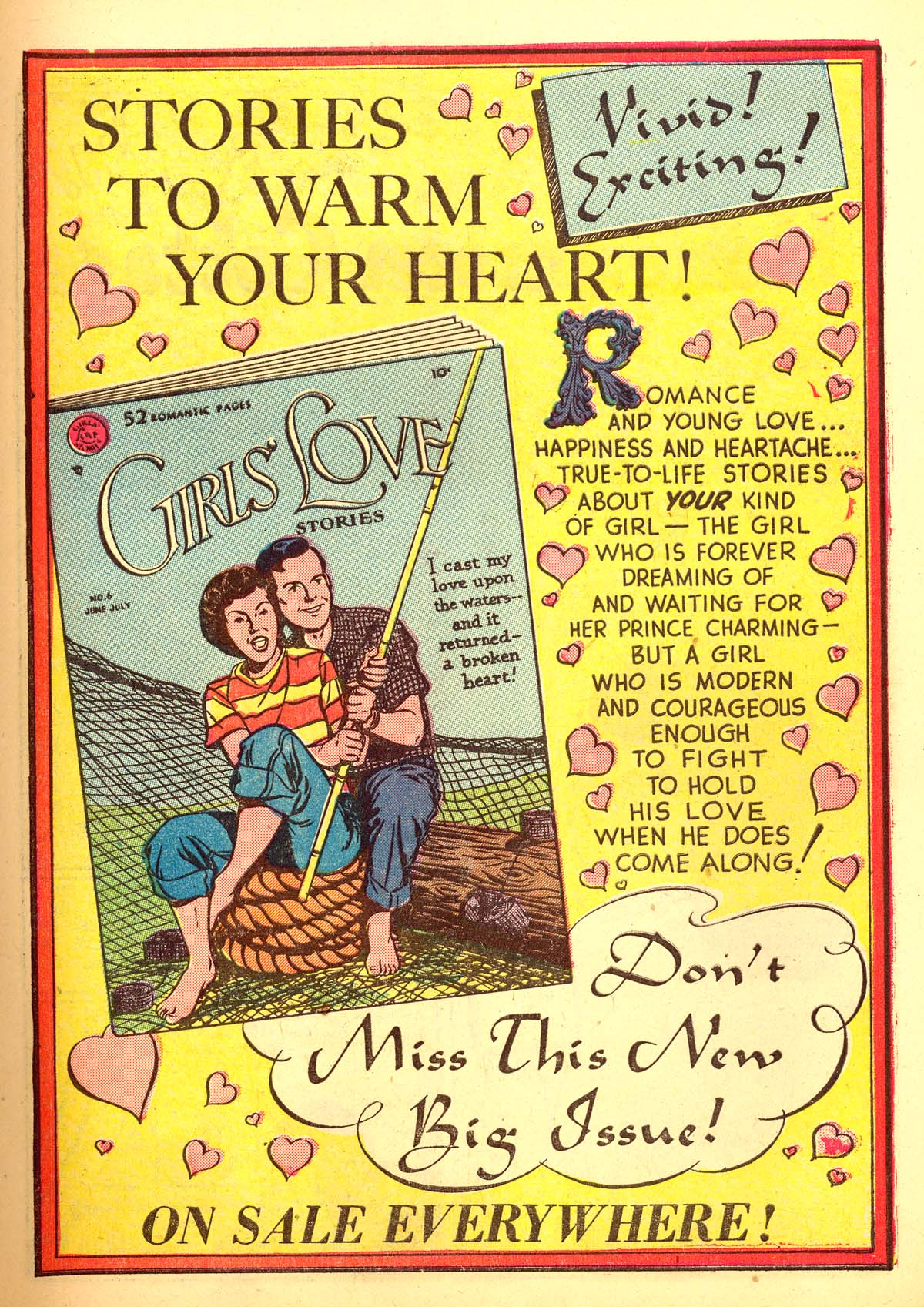 Read online Secret Hearts comic -  Issue #6 - 11