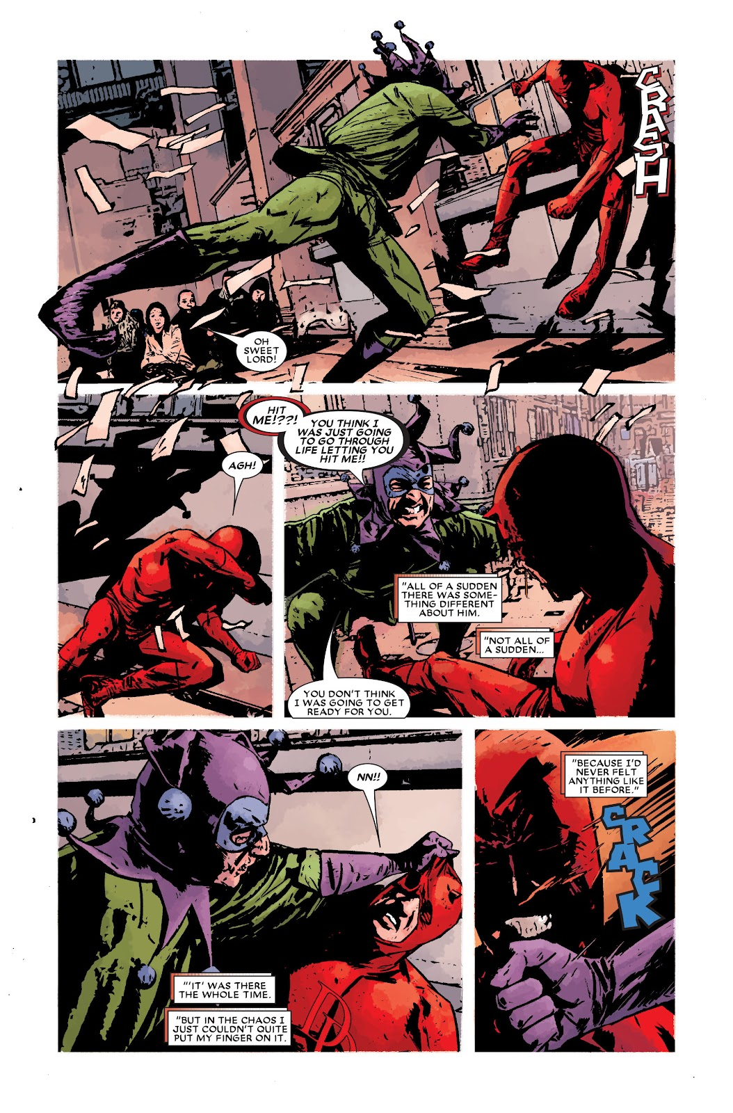 Read online Daredevil (1998) comic -  Issue # _Ultimate_Collection TPB 3 (Part 3) - 1