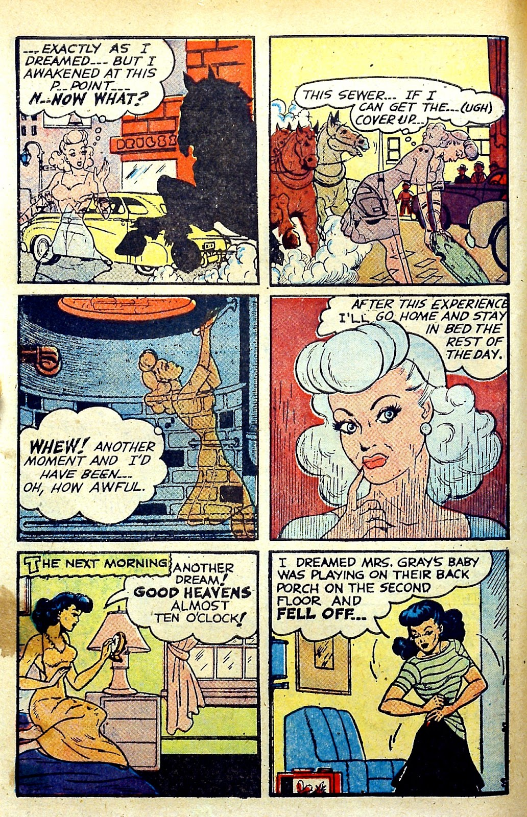 Read online Famous Funnies comic -  Issue #145 - 14