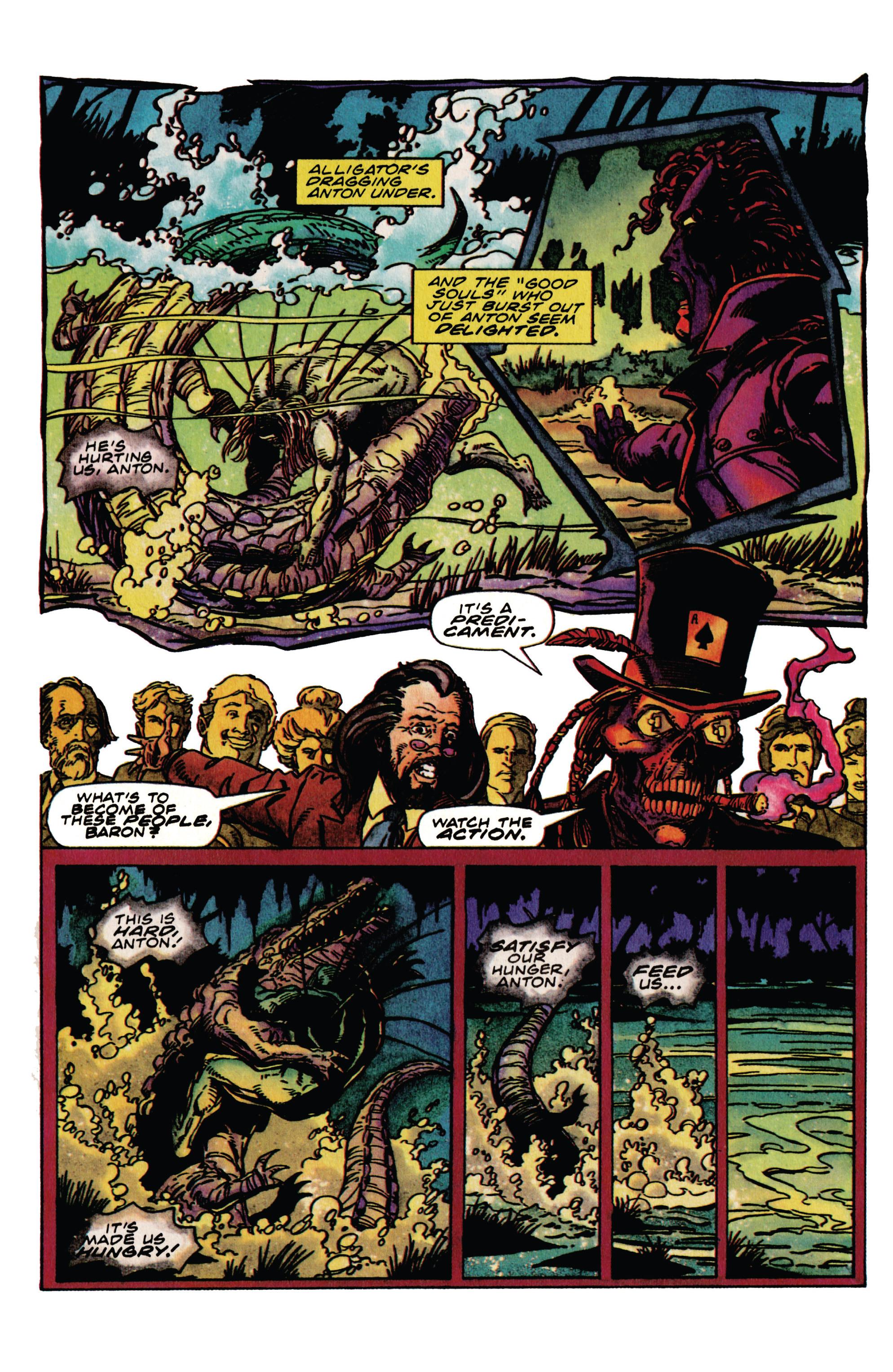 Read online Shadowman (1992) comic -  Issue #33 - 13