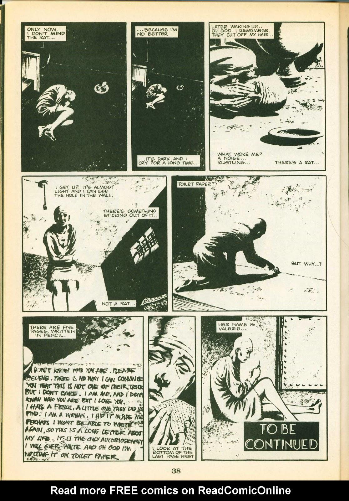 Warrior Issue #24 #25 - English 38