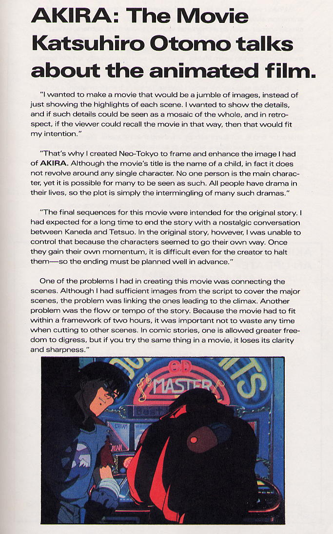 Read online Akira comic -  Issue #22 - 63