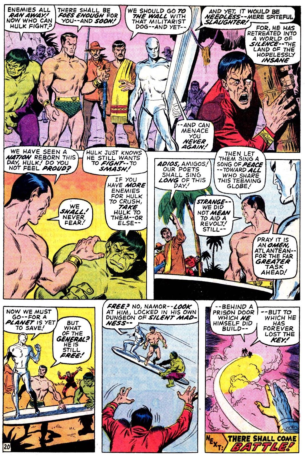 The Sub-Mariner 34 Page 20
