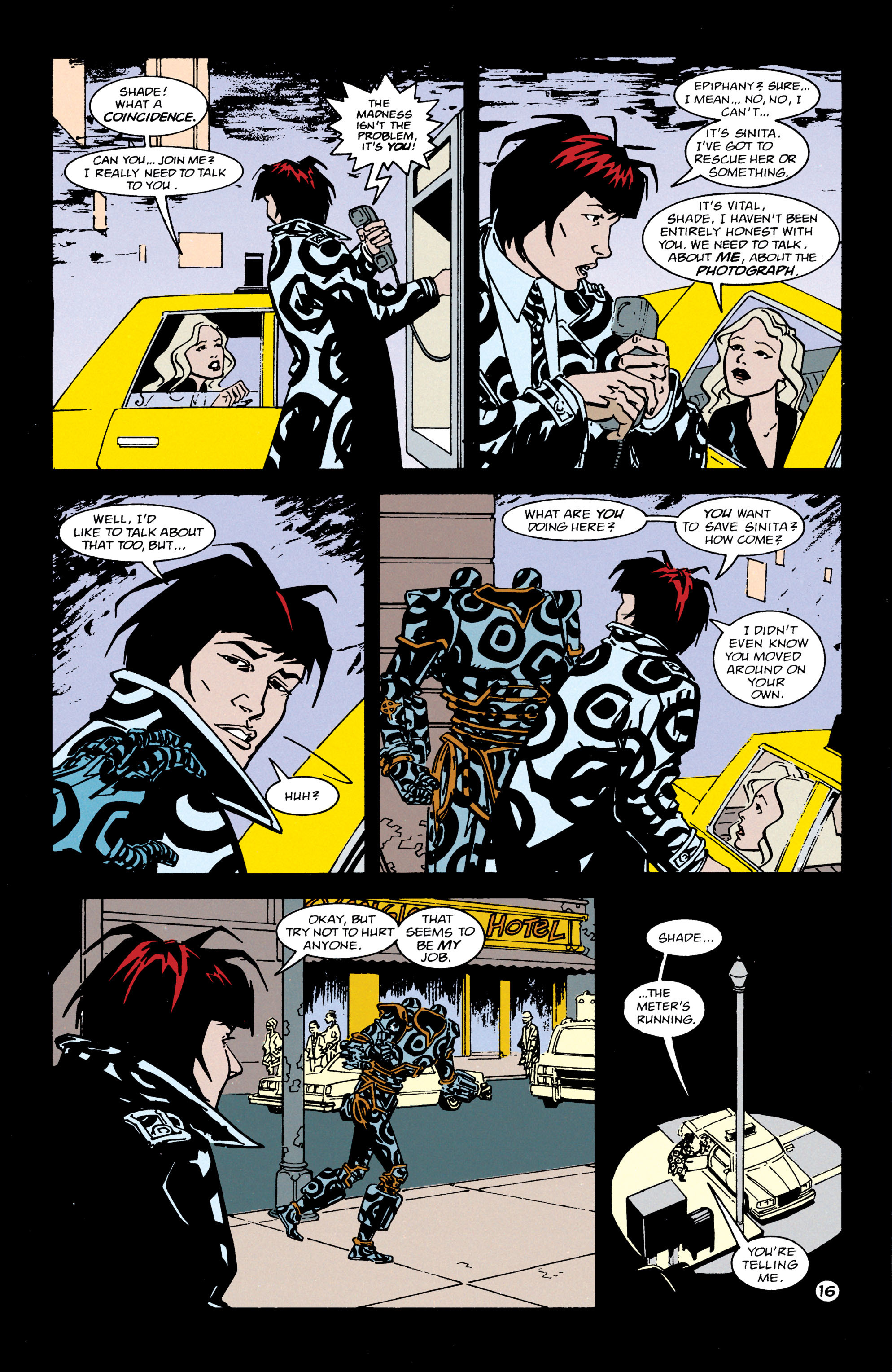 Read online Shade, the Changing Man comic -  Issue #65 - 17