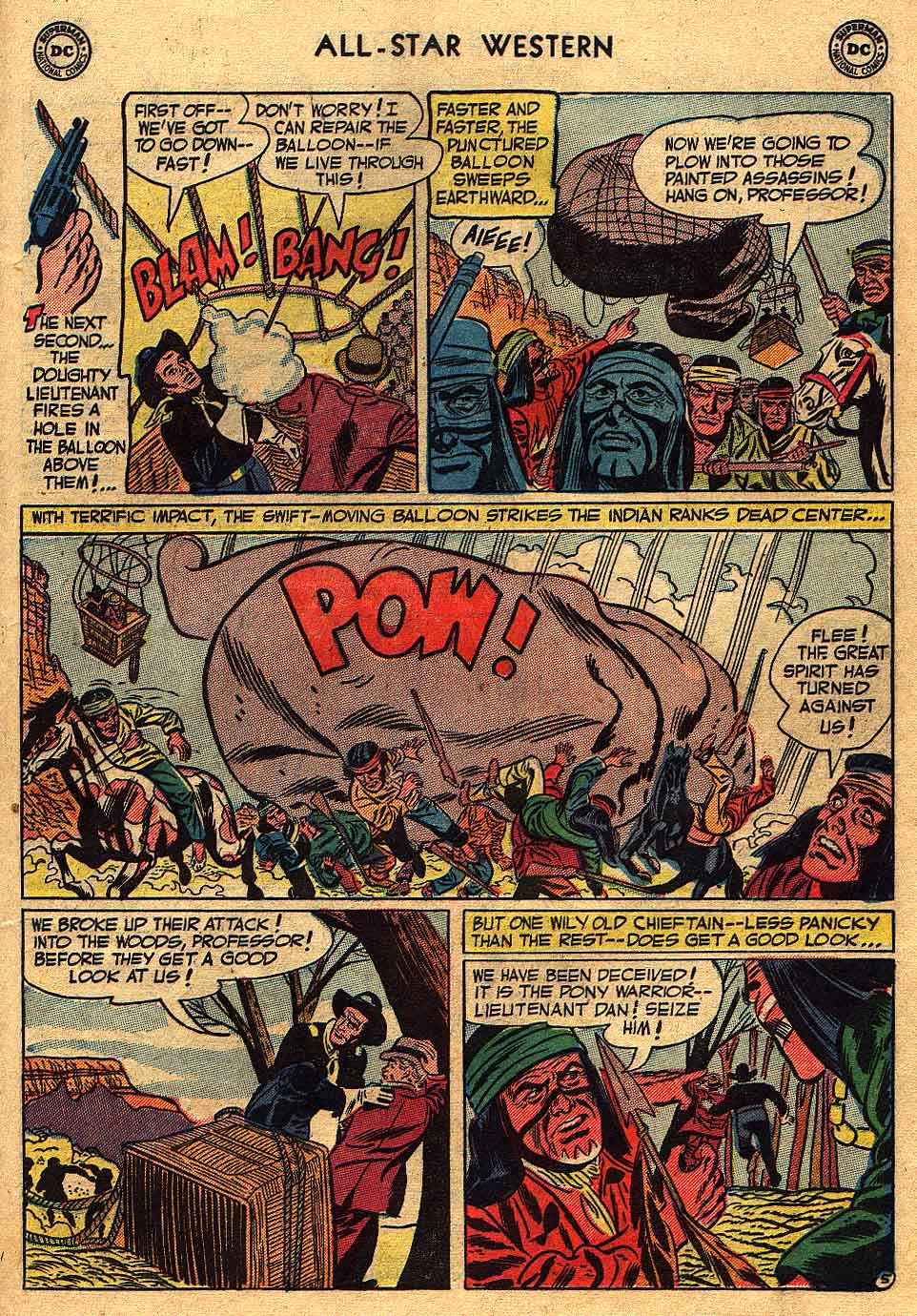 Read online All-Star Western (1951) comic -  Issue #70 - 23