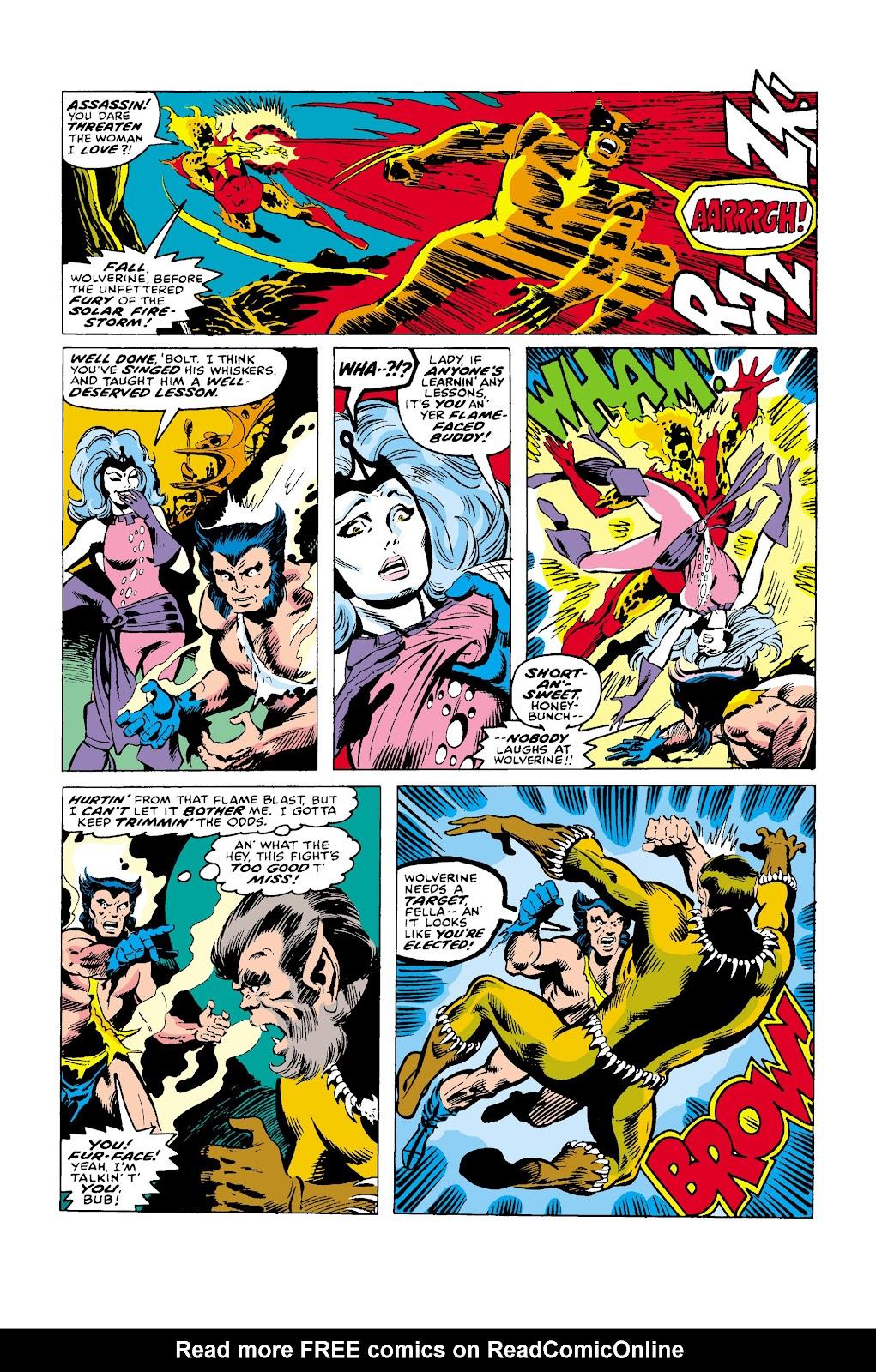 Uncanny X-Men (1963) issue 107 - Page 7