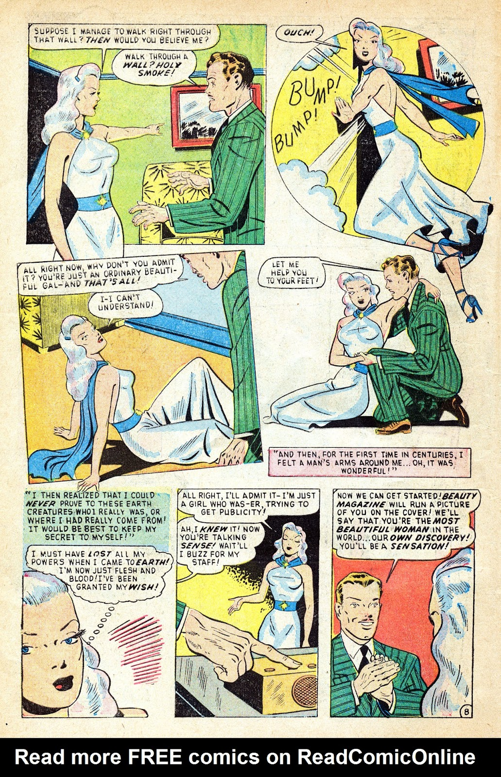 Venus (1948) issue 1 - Page 10