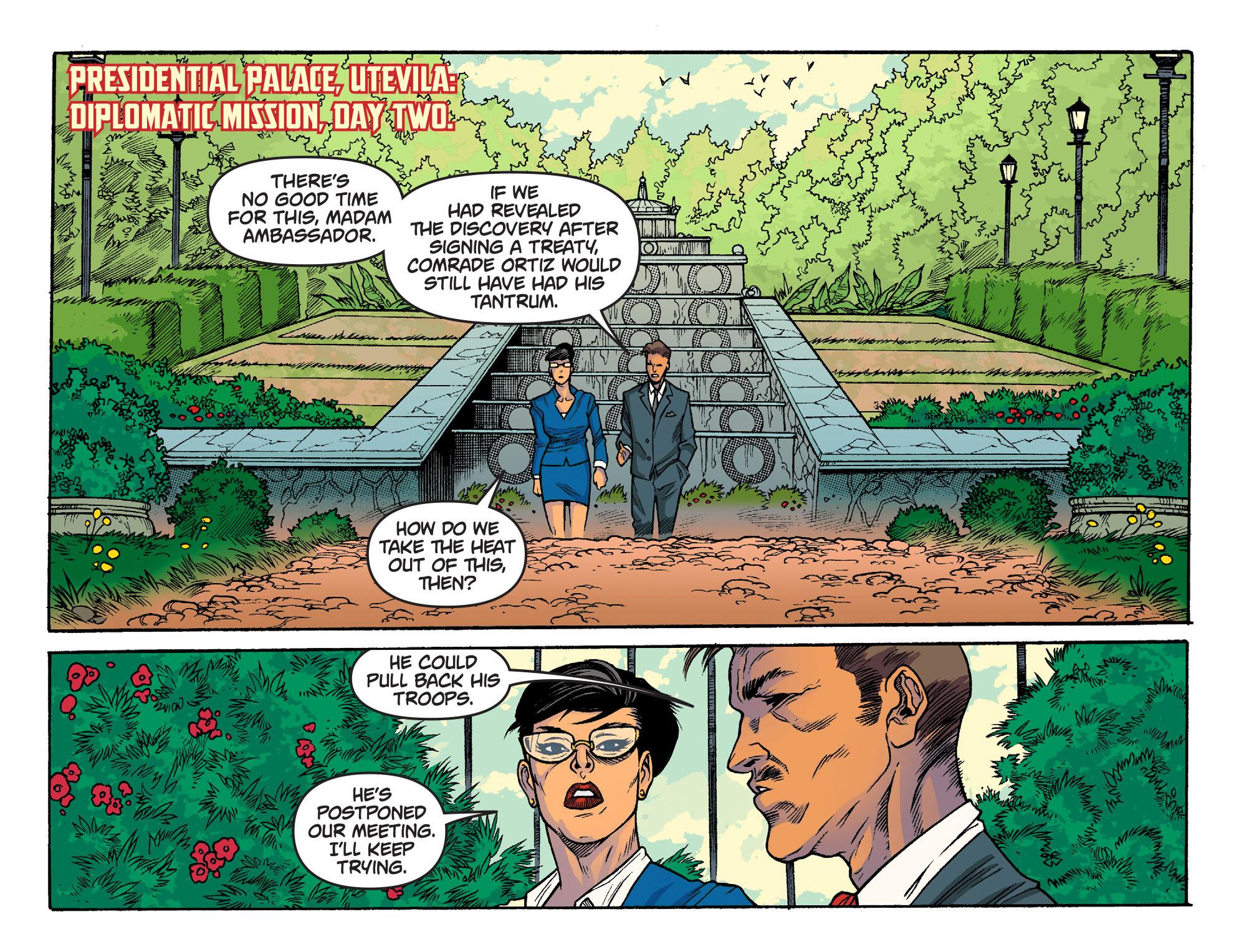 Read online Sensation Comics Featuring Wonder Woman comic -  Issue #43 - 14