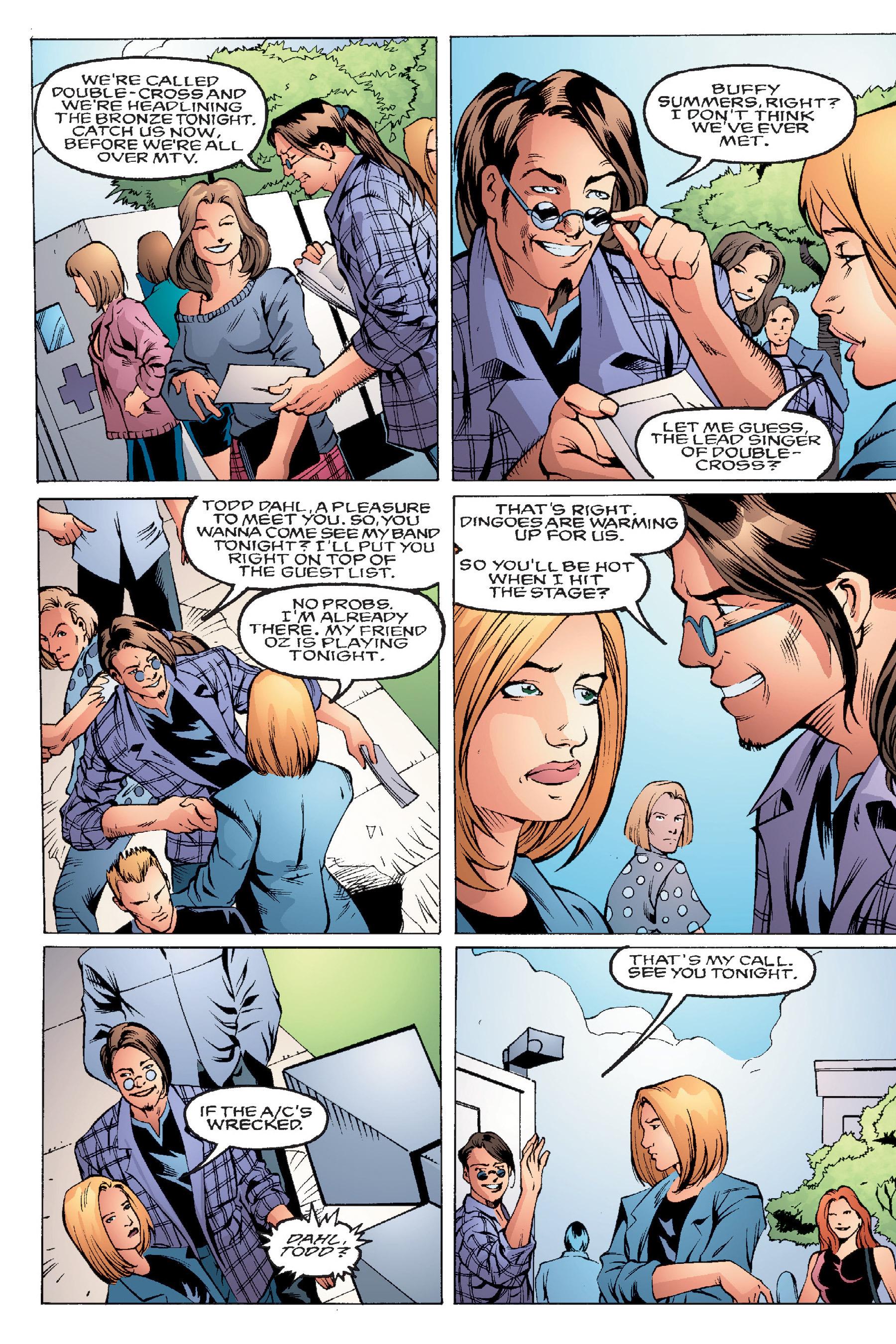 Read online Buffy the Vampire Slayer: Omnibus comic -  Issue # TPB 4 - 58