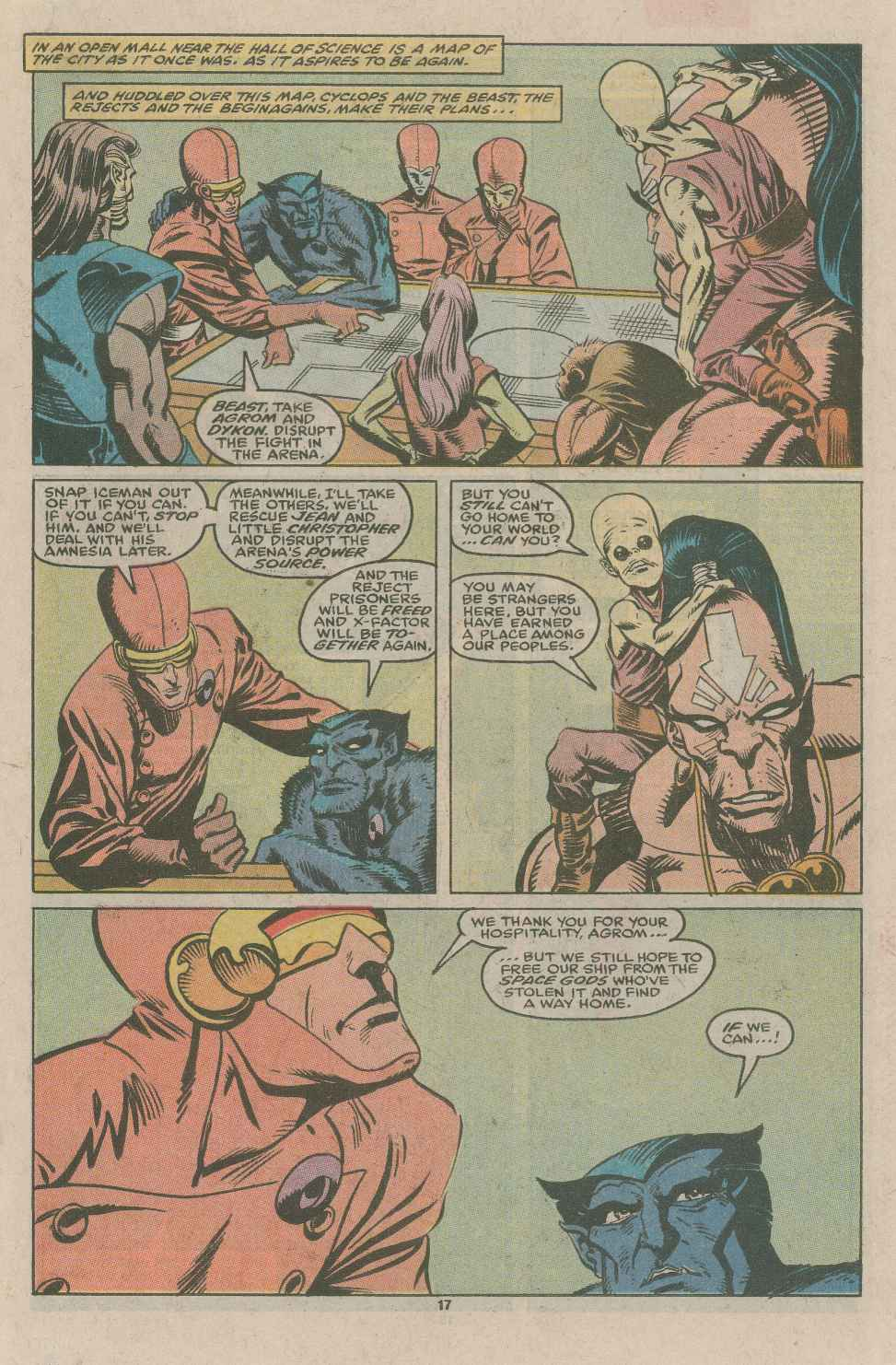 Read online X-Factor (1986) comic -  Issue #49 - 13