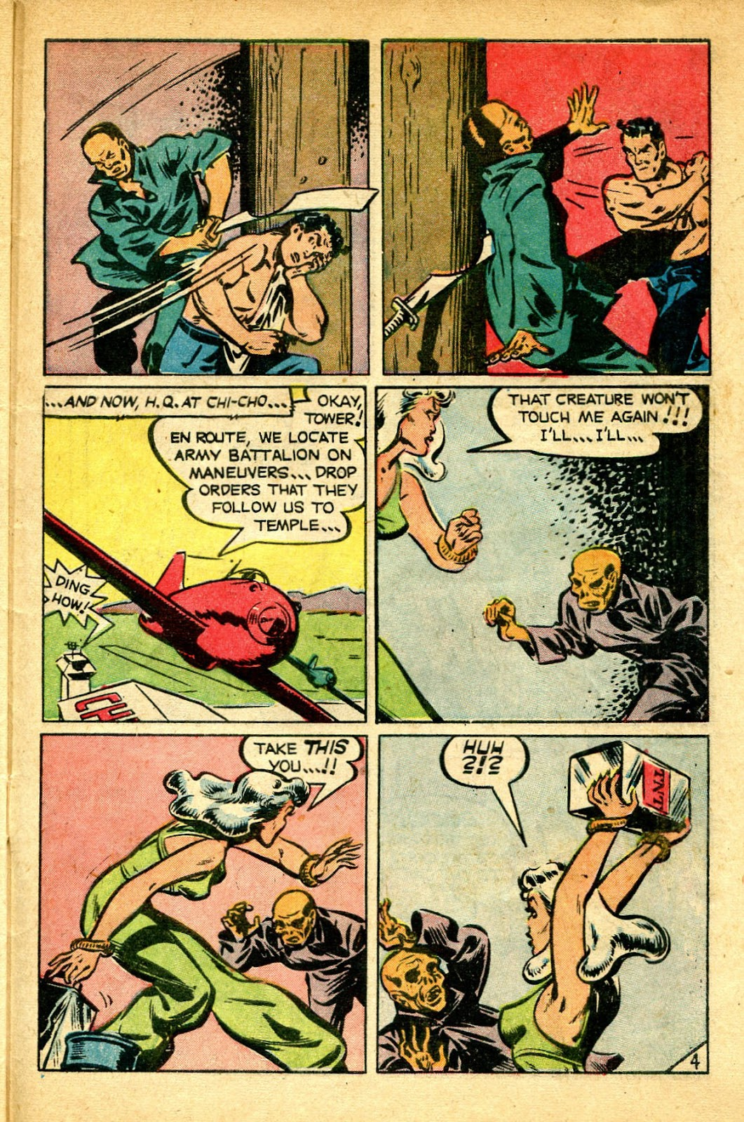 Read online Famous Funnies comic -  Issue #182 - 41