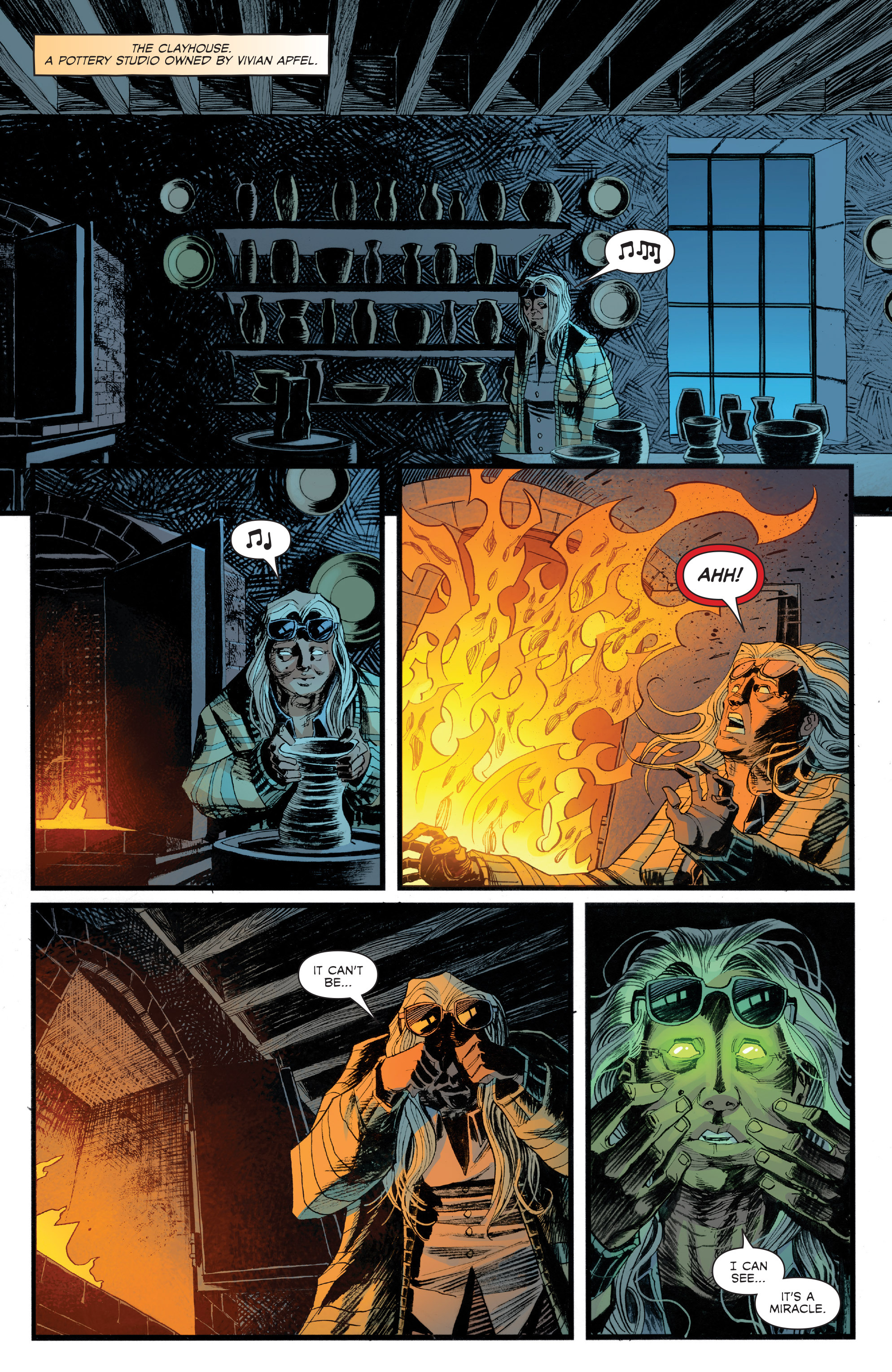 Read online Sleepy Hollow (2014) comic -  Issue #1 - 3