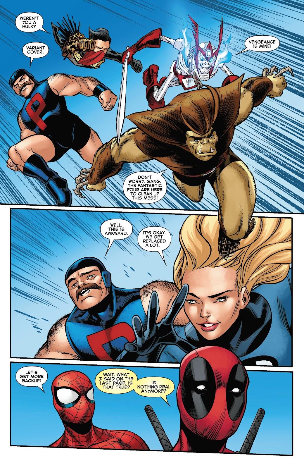 Read online Spider-Man/Deadpool comic -  Issue #50 - 15