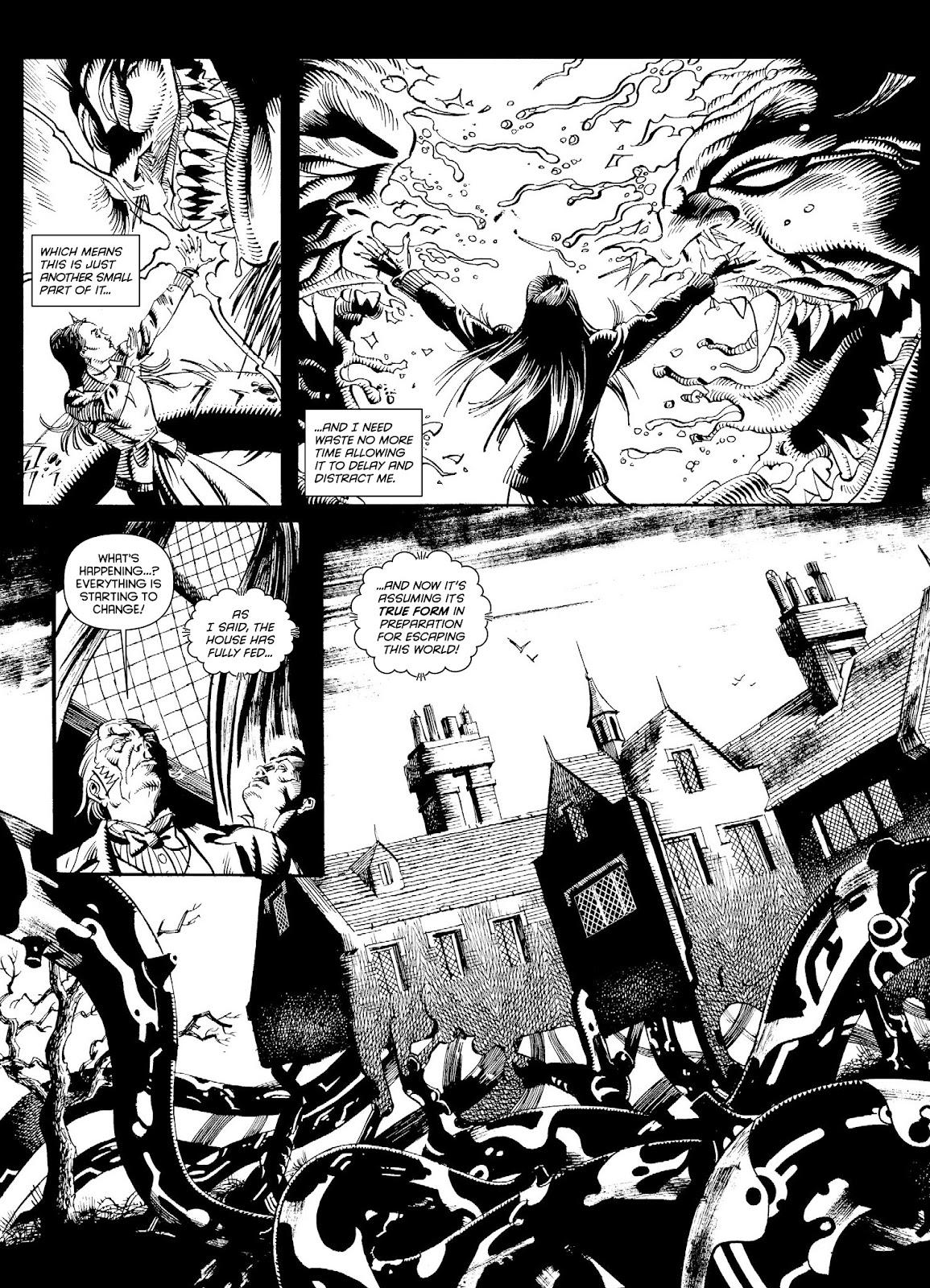 Judge Dredd Megazine (Vol. 5) issue 427 - Page 103