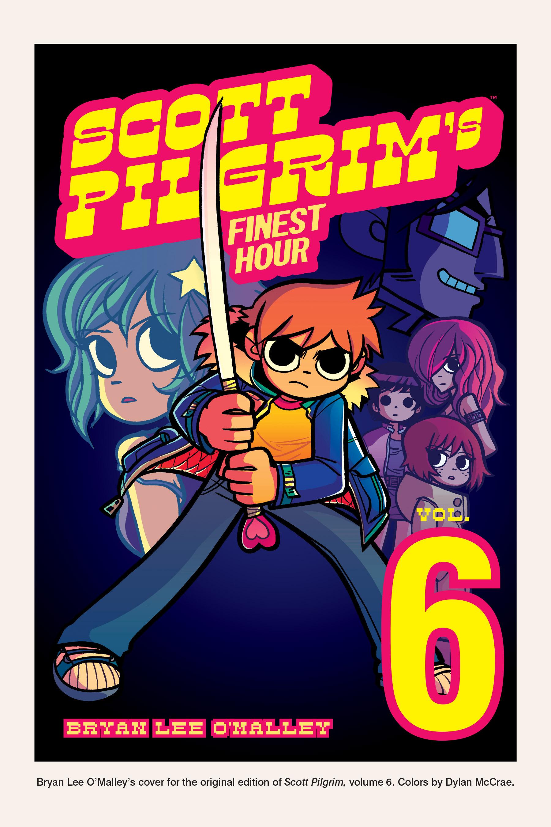 Read online Scott Pilgrim comic -  Issue #6 - 250