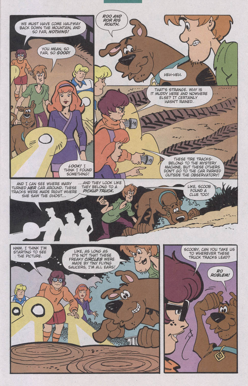 Read online Scooby-Doo (1997) comic -  Issue #77 - 11