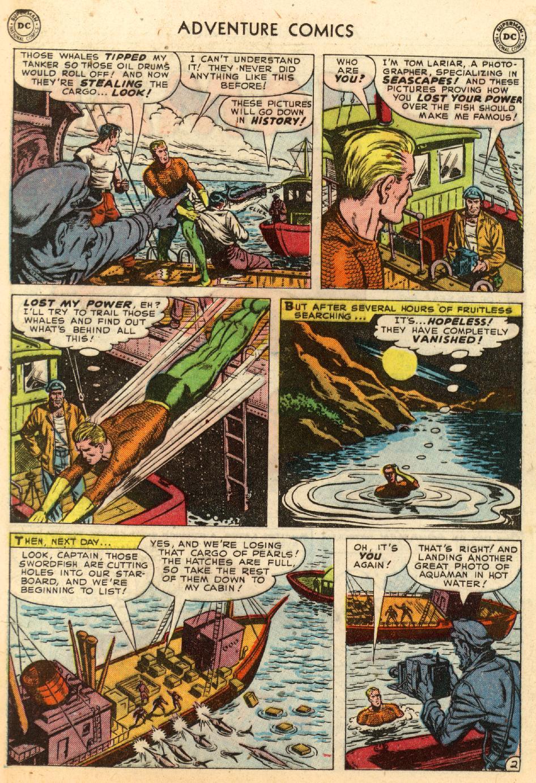 Read online Adventure Comics (1938) comic -  Issue #170 - 18