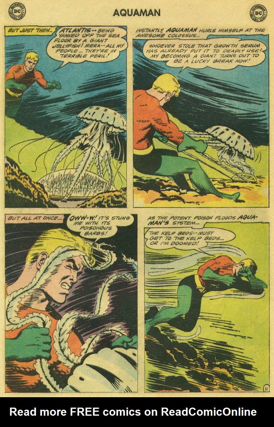 Aquaman (1962) Issue #21 #21 - English 16