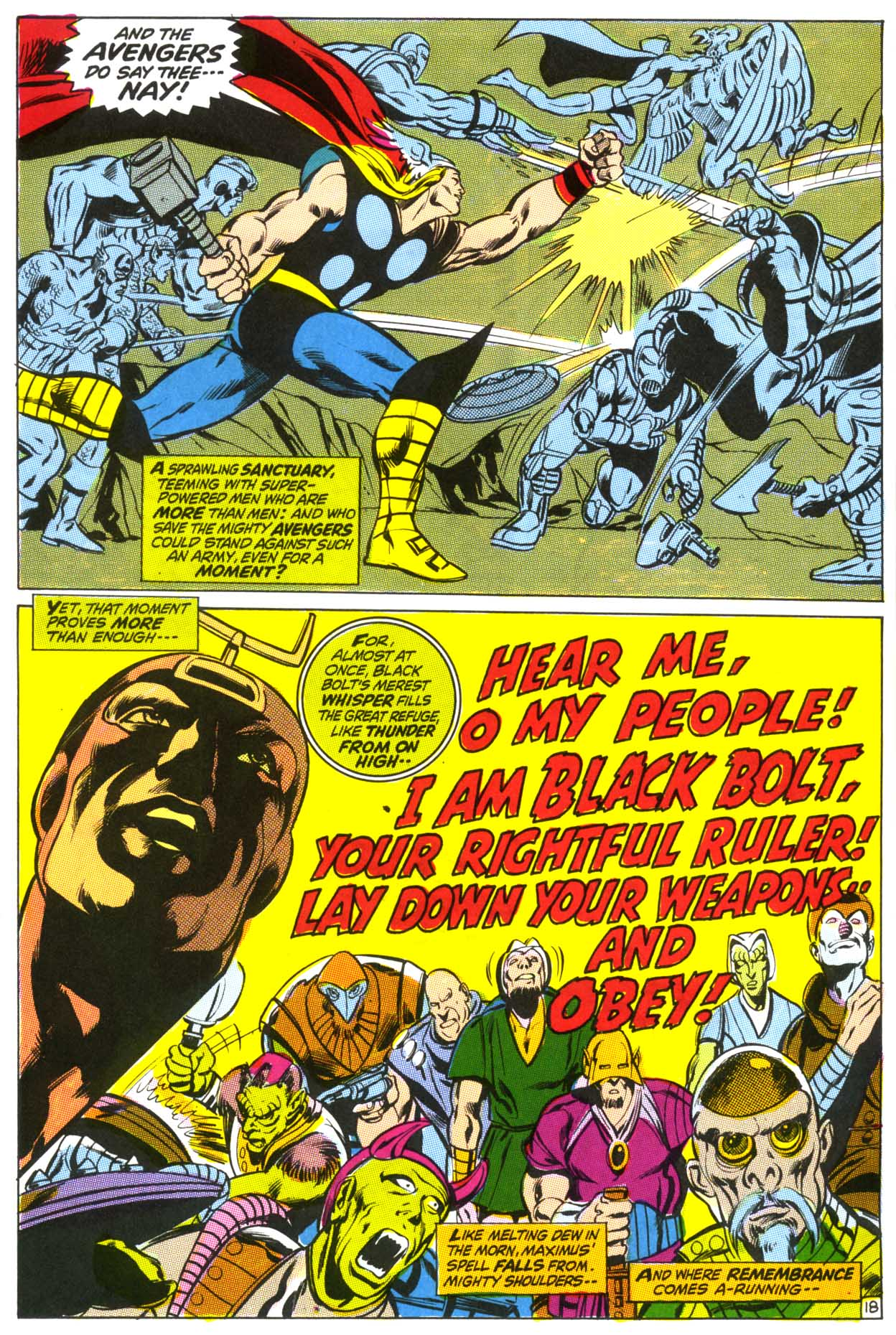 The Avengers (1963) 95 Page 18